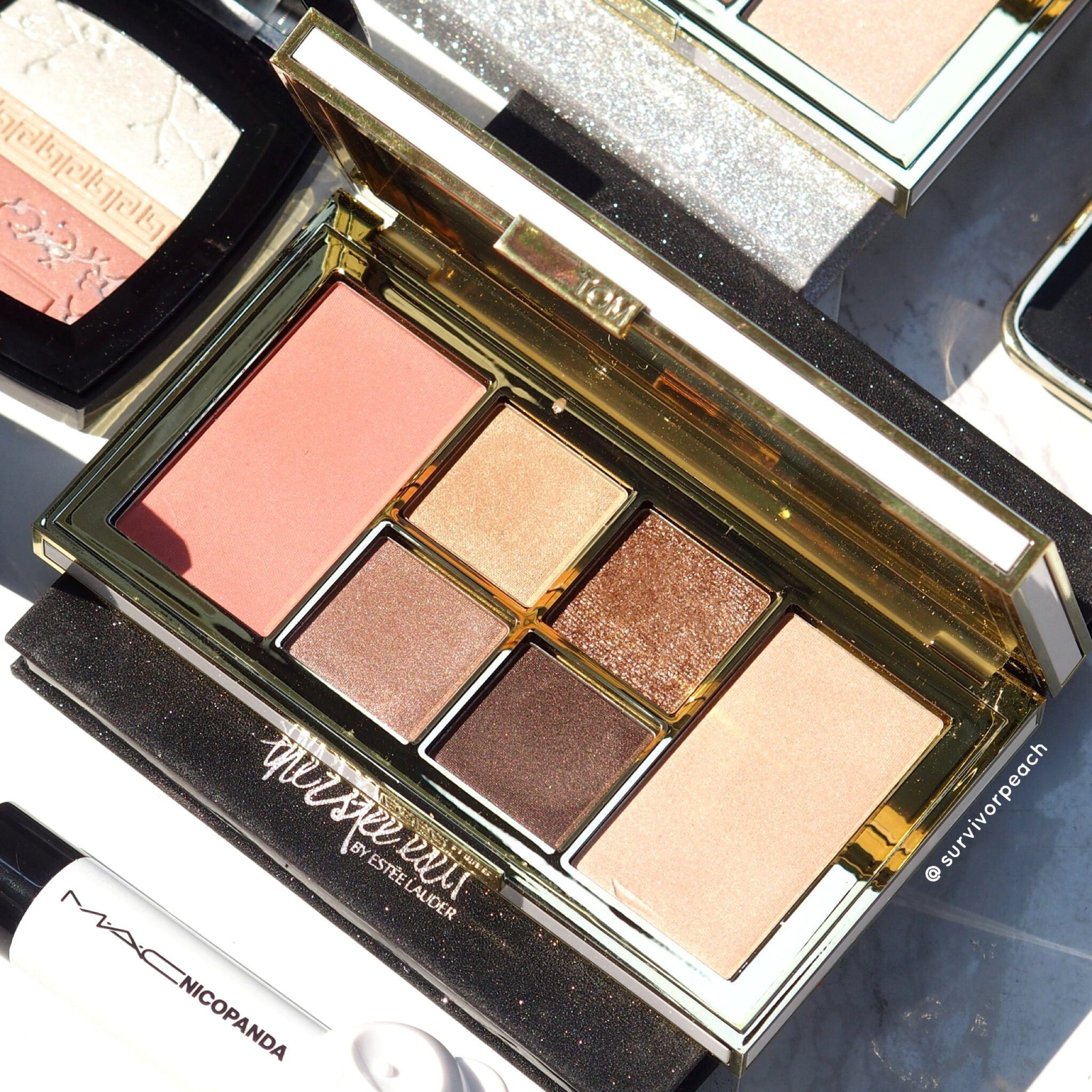 Tomford Soleil Eye and Cheek Palette Warm