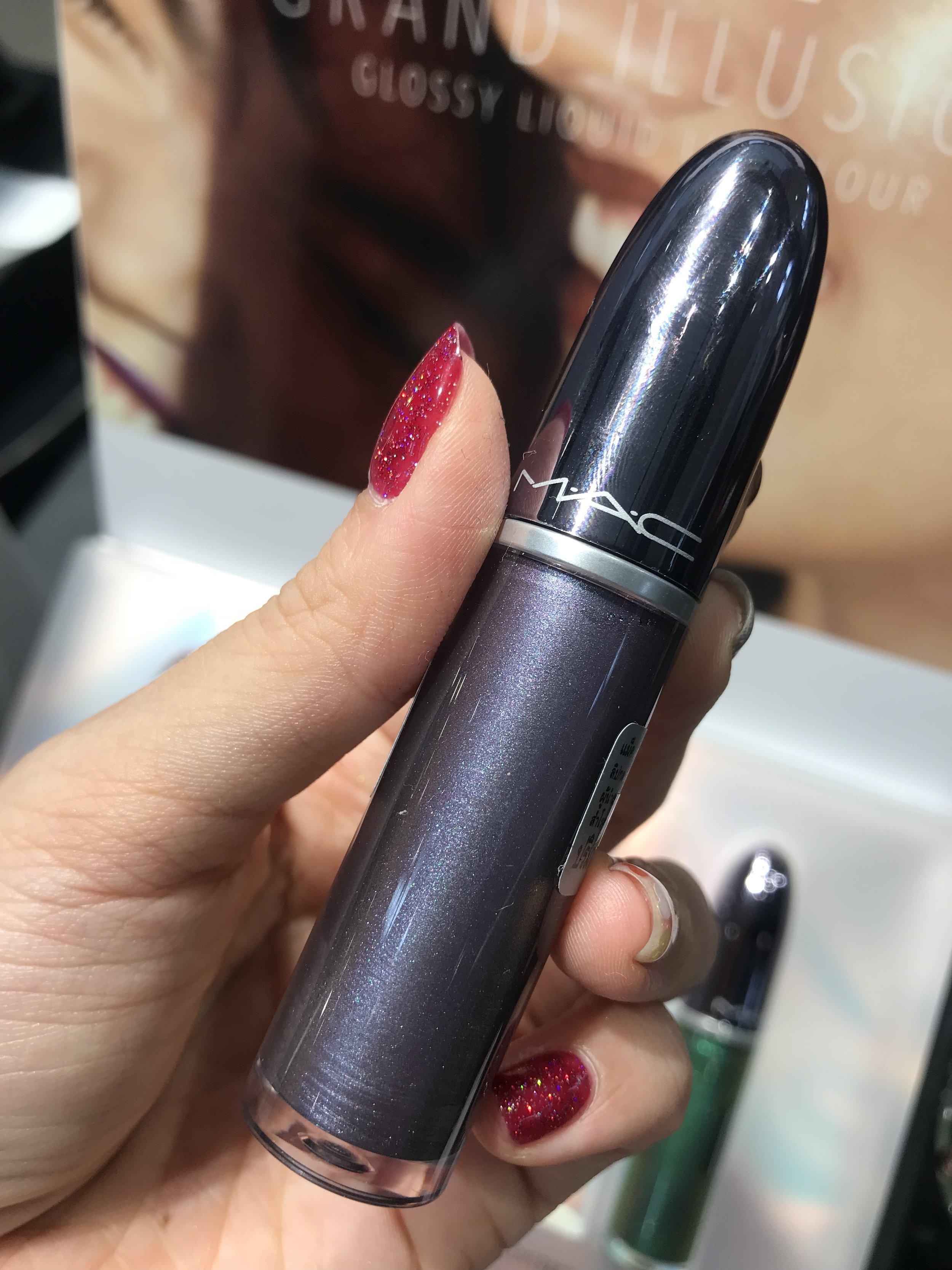 Mac Grand Illusion lipstick Sensory Overload