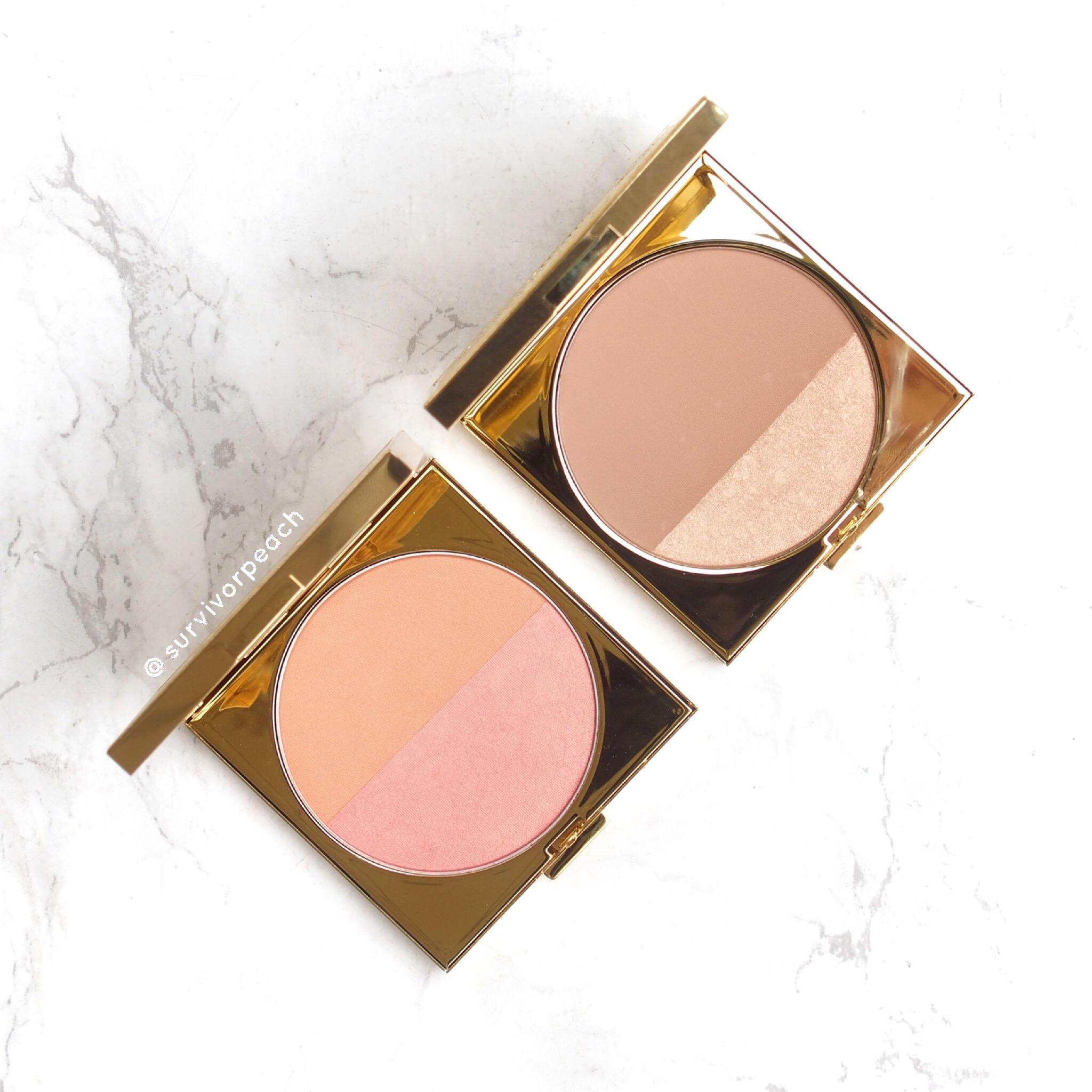 MACxPadma collection powder blush duo