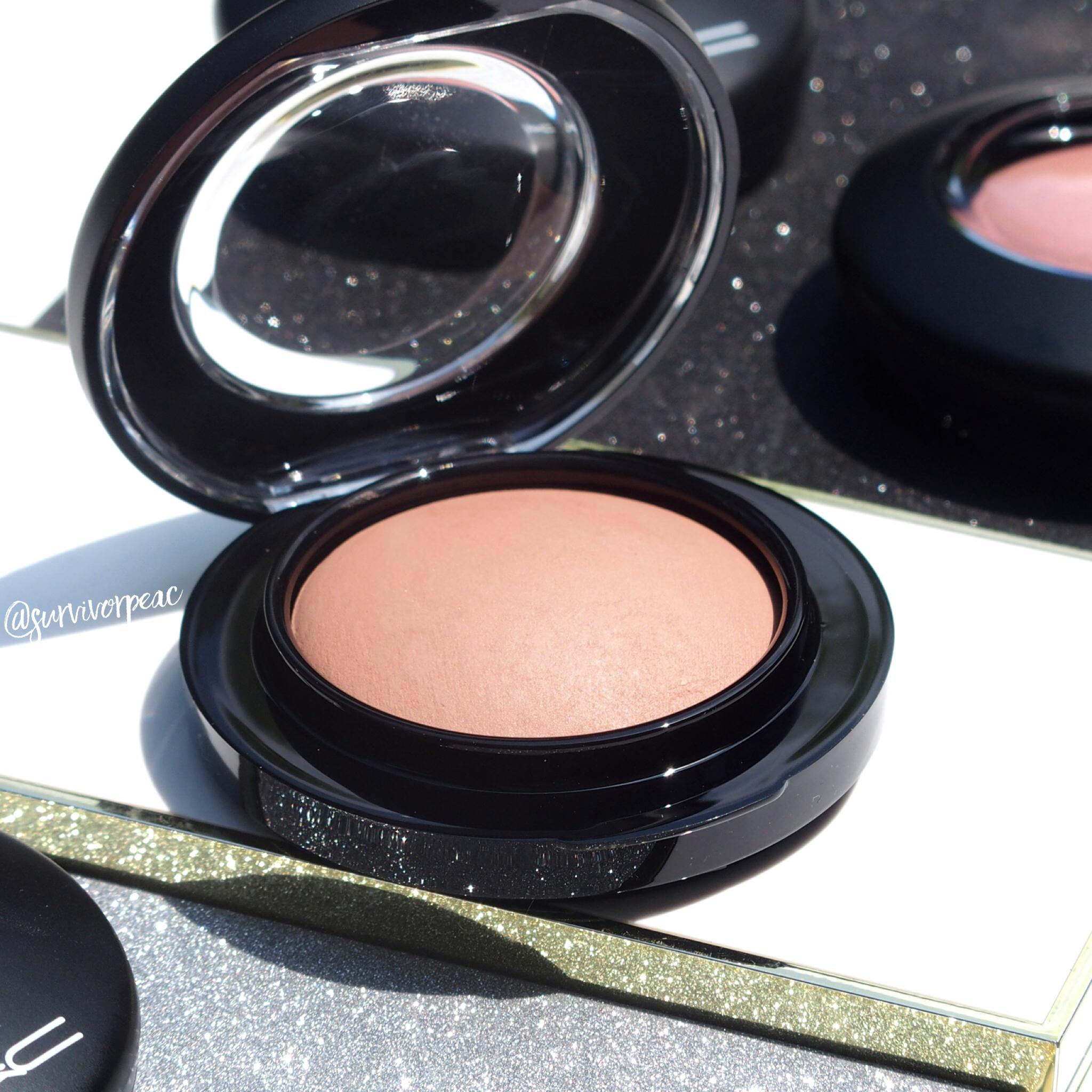Mac Mineralize blush Naturally Flawless