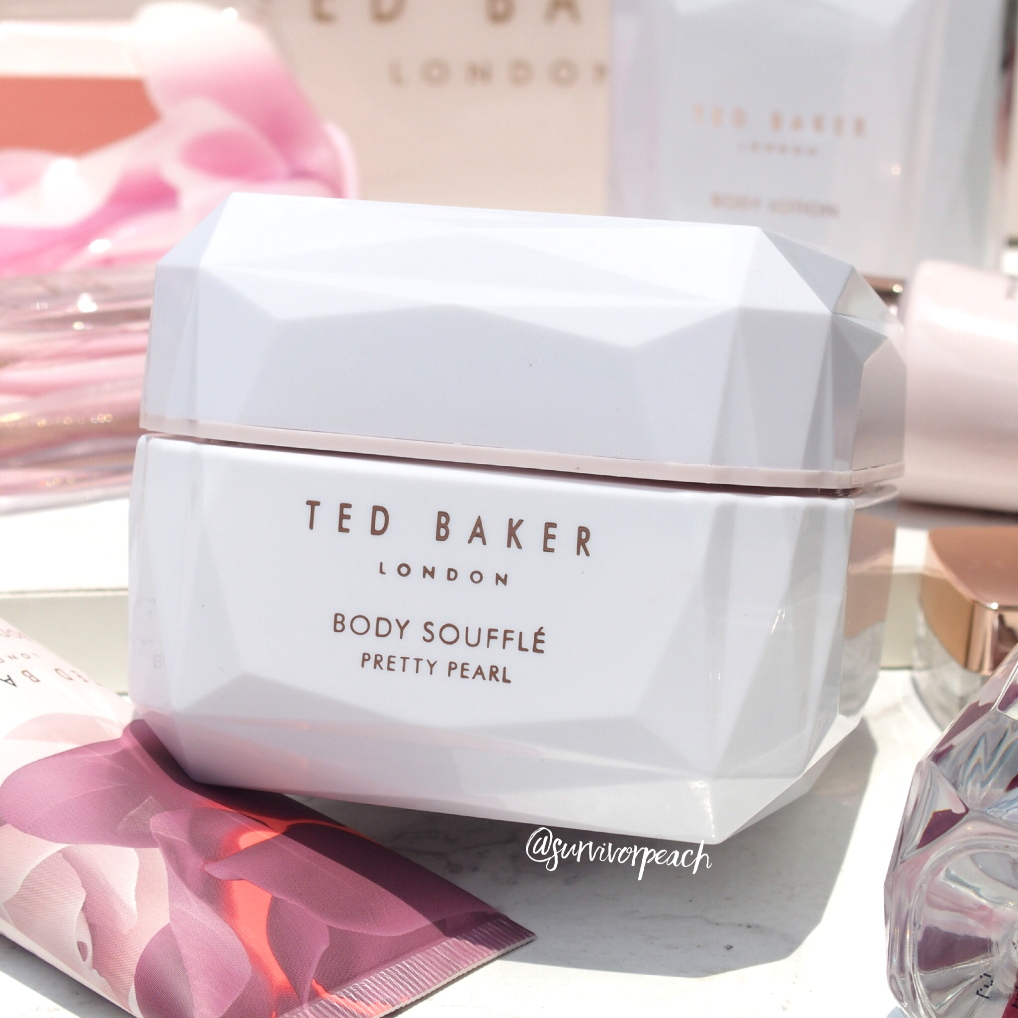 Ted Baker Pretty Pearl Body Souffle