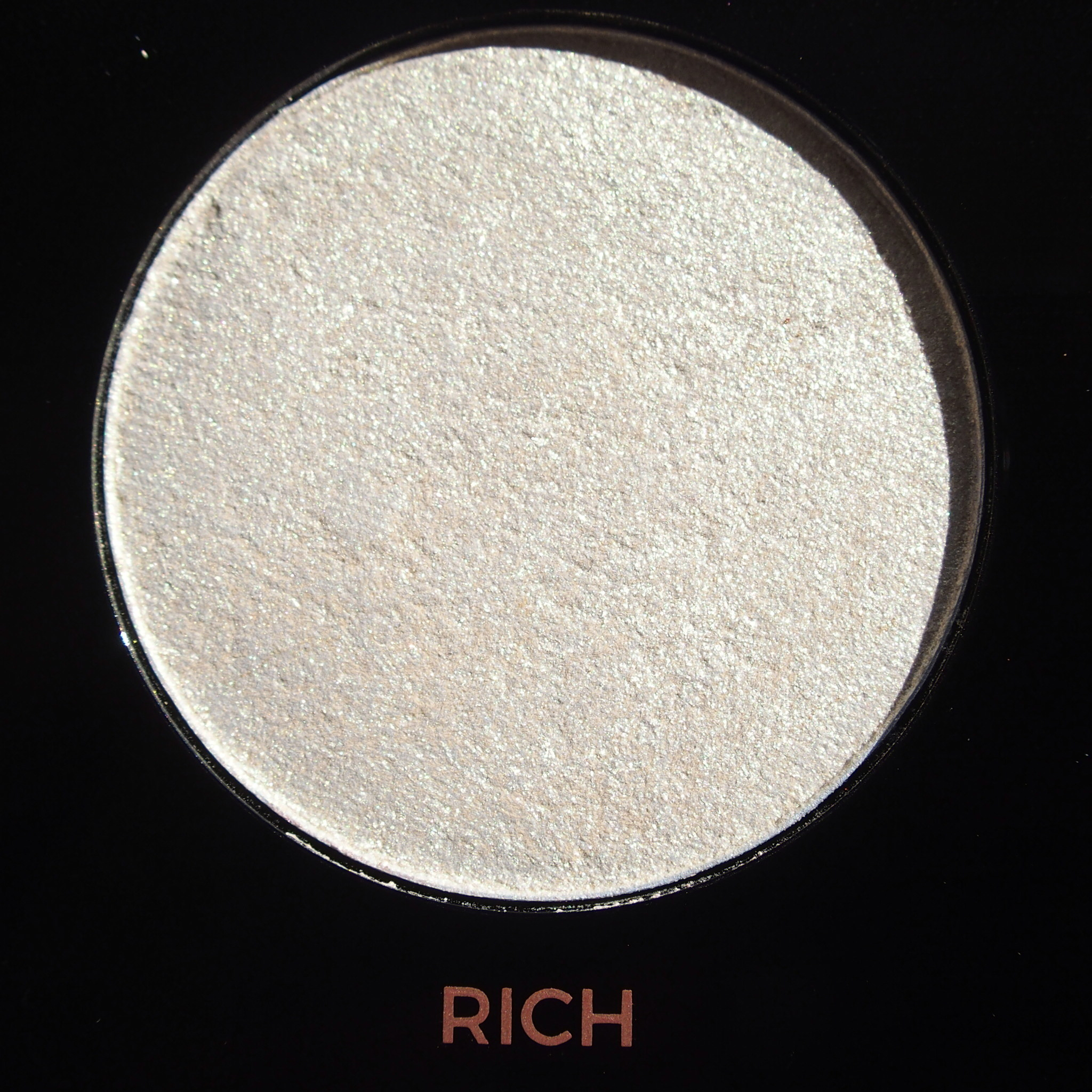 Makeup Revolution Pro HD Amplified Get Baked Palette swatches - Rich