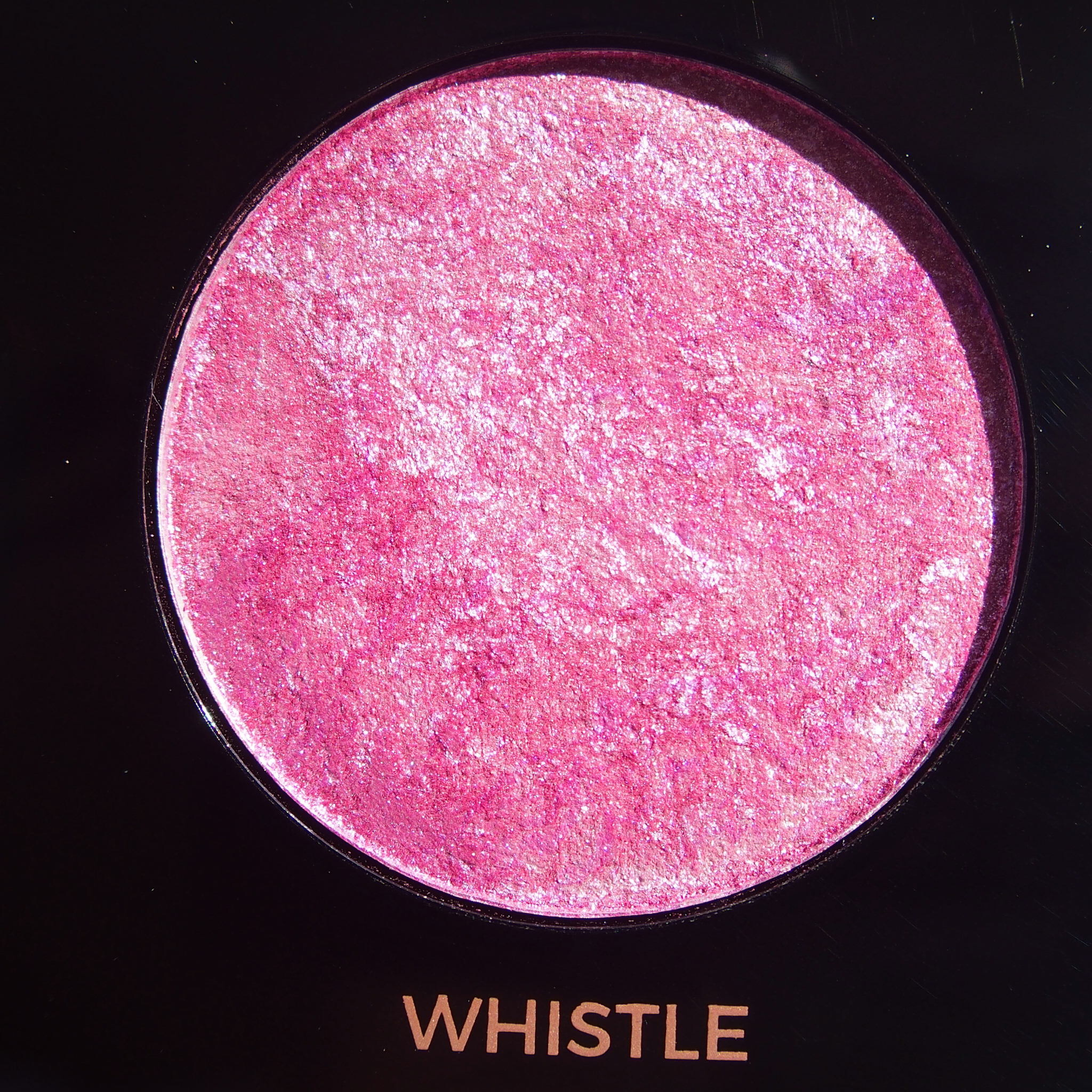 Makeup Revolution Pro HD Amplified Get Baked Palette swatches - Whistle