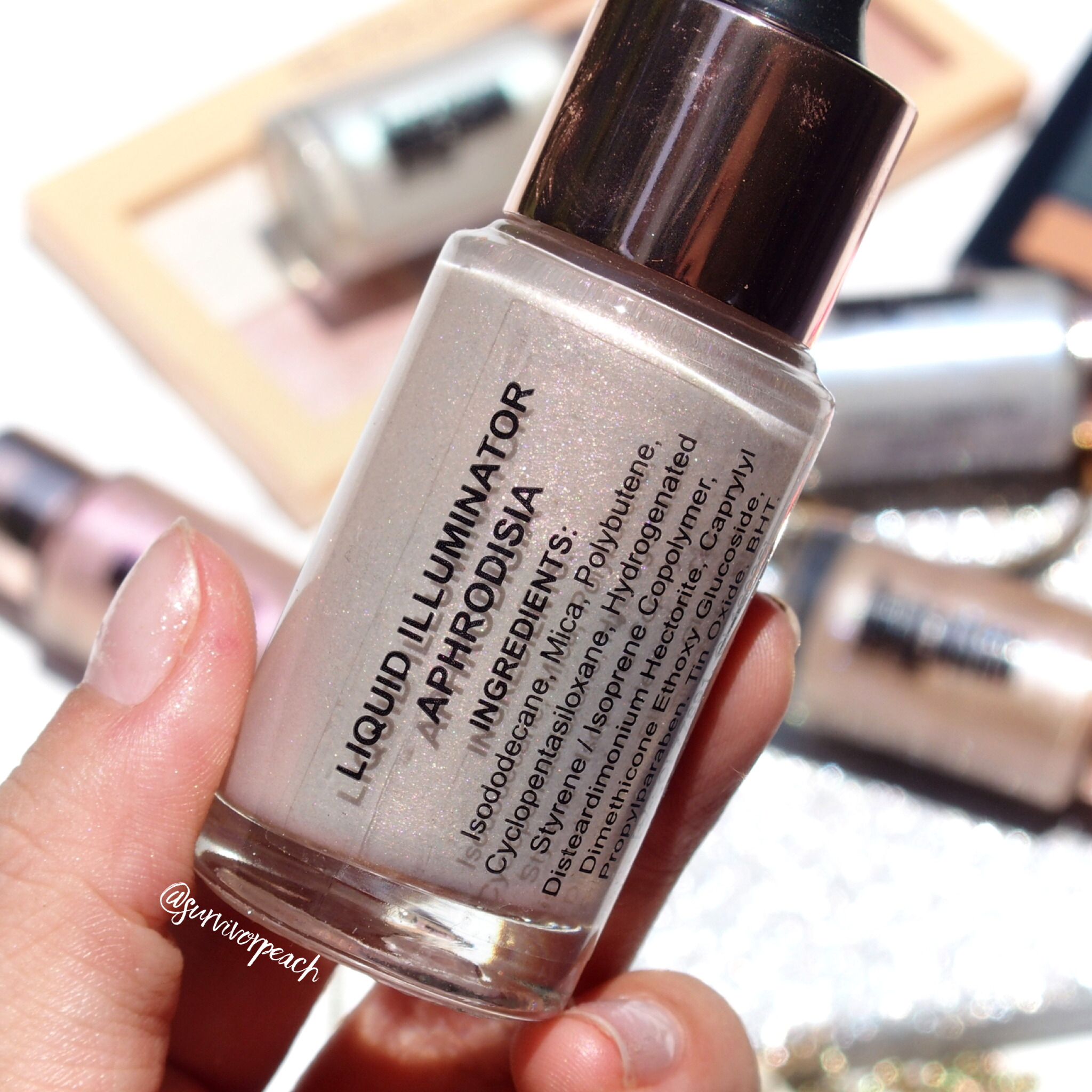 Obsession London Liquid Illuminator - Aphrodisa