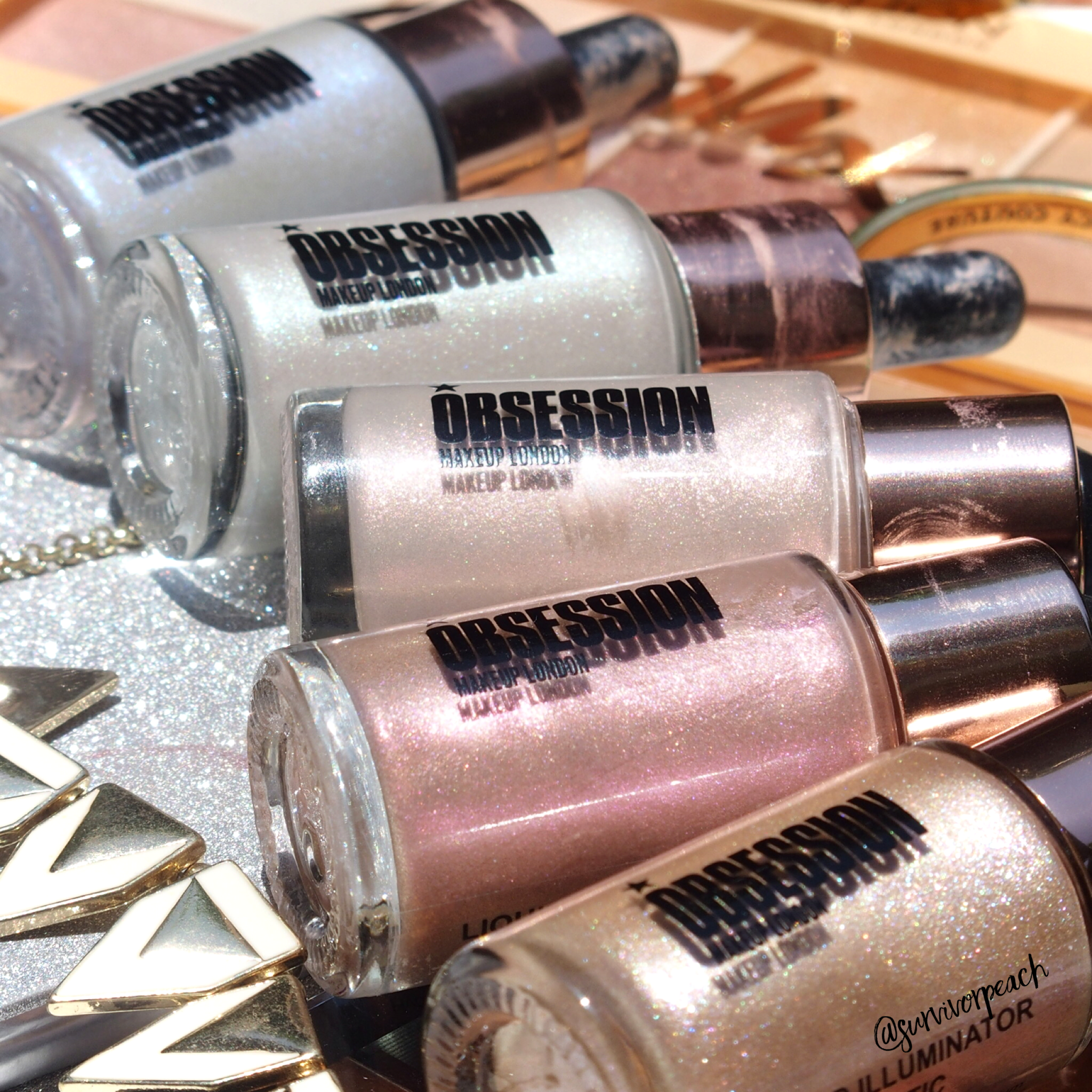 Obsession London Liquid Illuminators