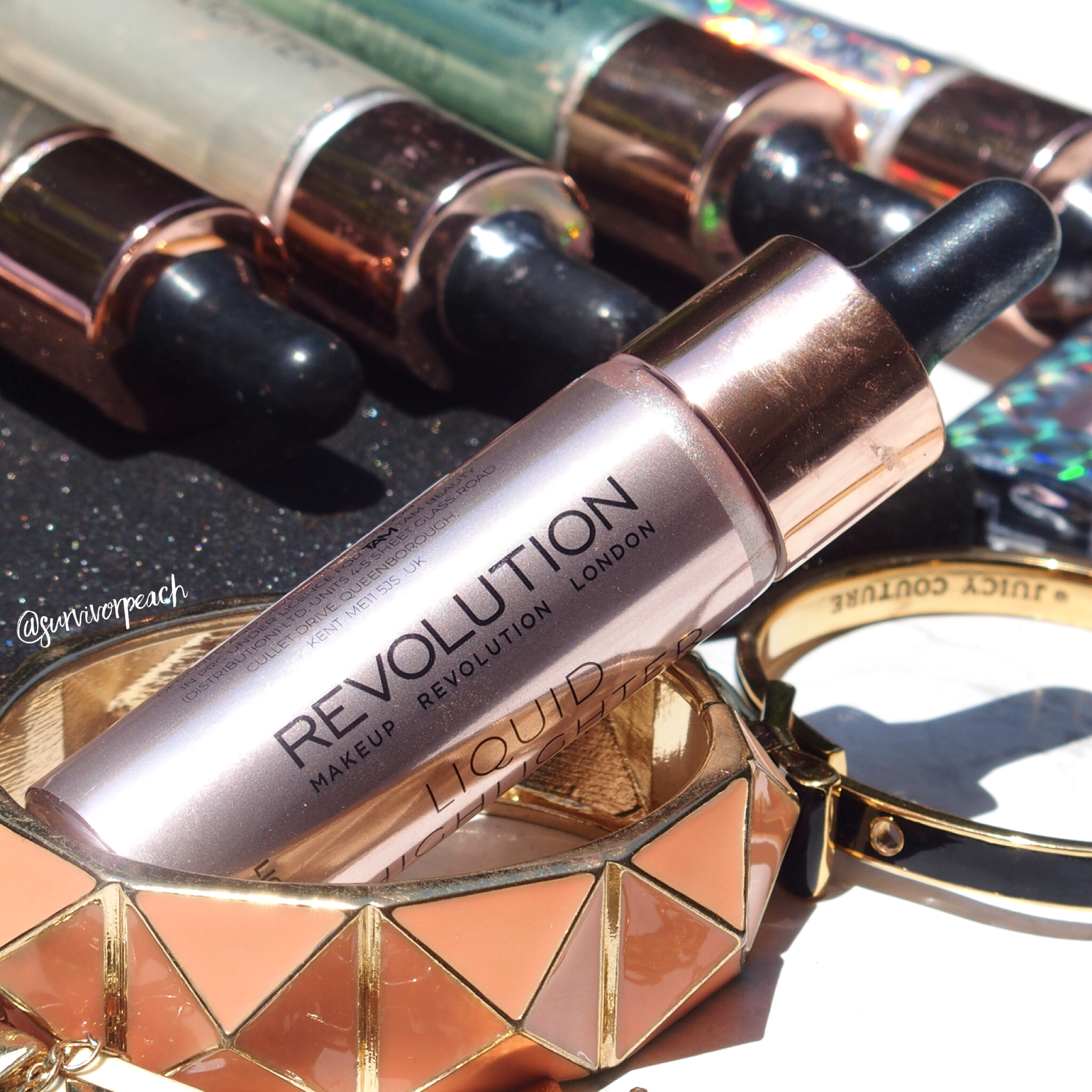 Revolution London Liquid highlighter - Liquid Starlight