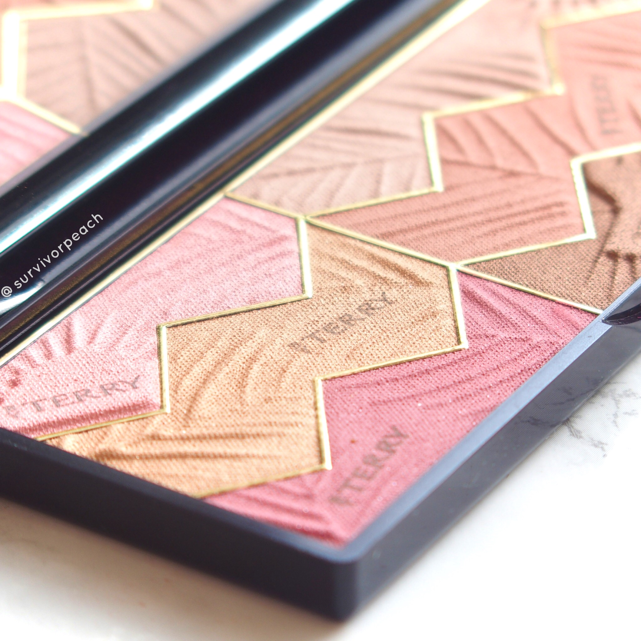 ByTerry Sun Designer palette Savannah Love