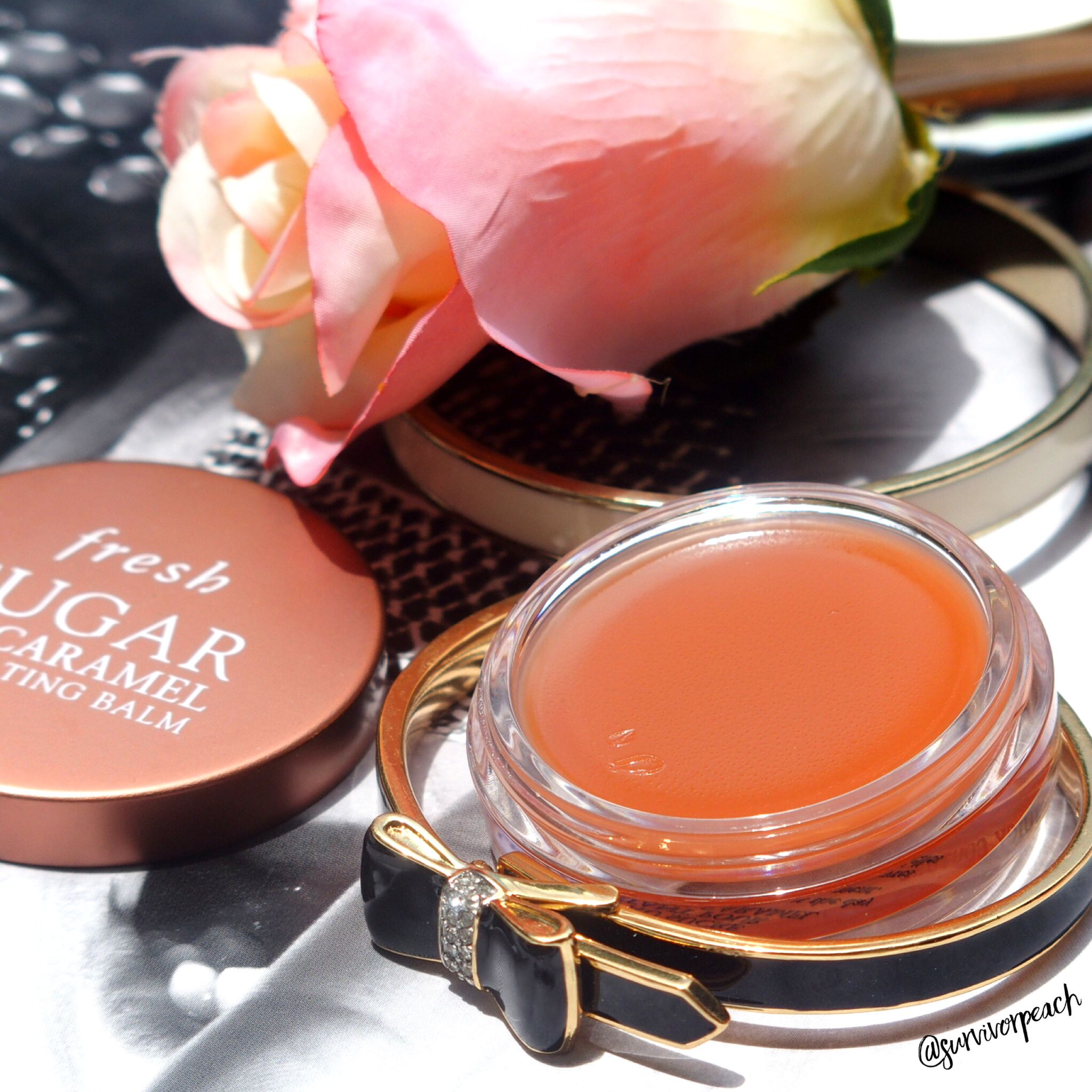 Fresh Sugar Lip Caramel Hydrating Lip Balm