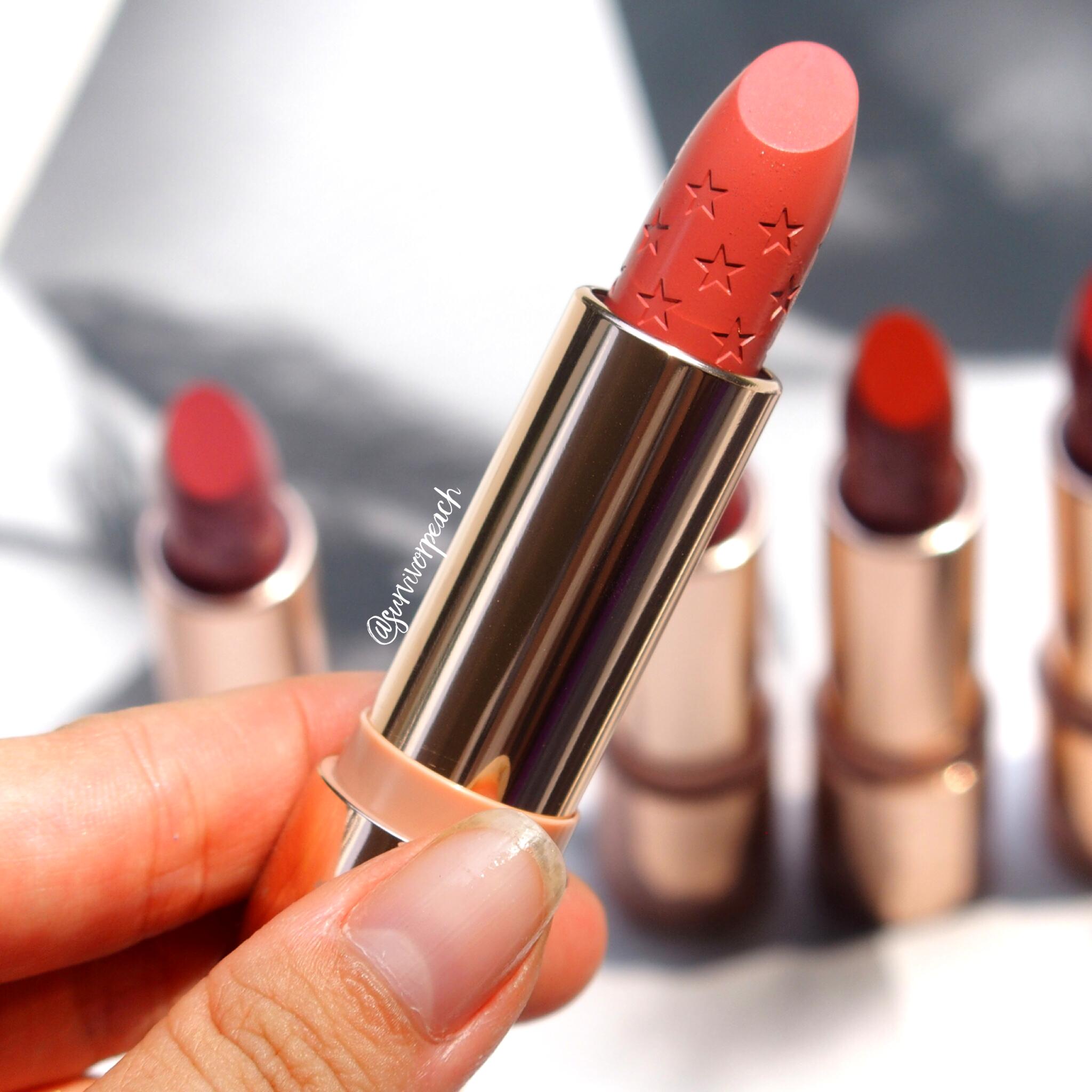 Colourpop Matte Lux Lipstick in Name Drop