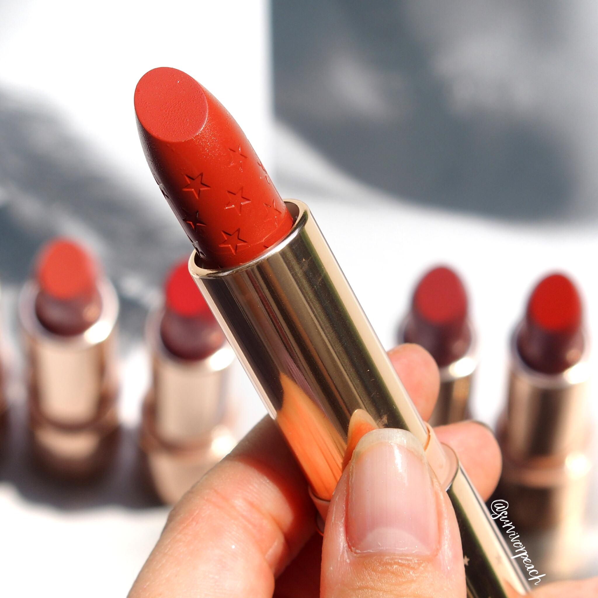 Colourpop Matte Lux Lipstick in Money Moves