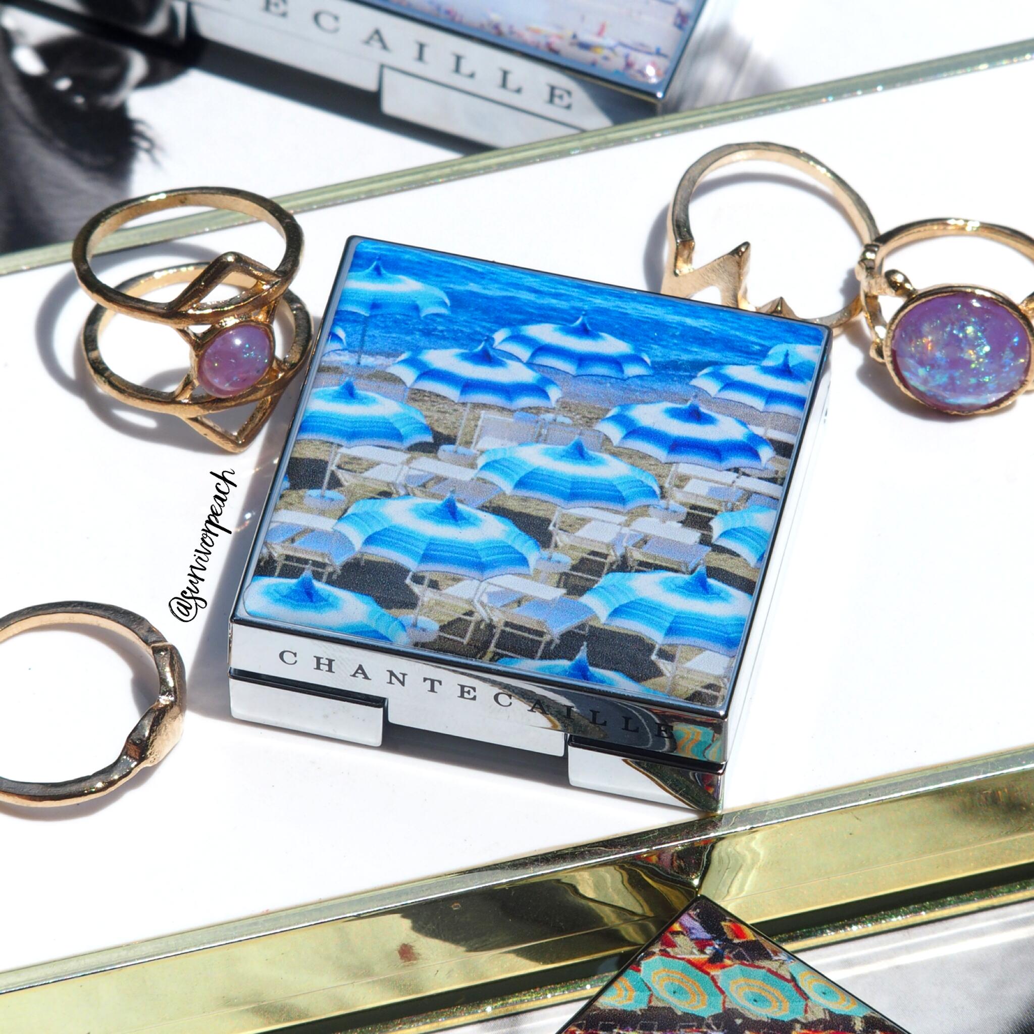 The Chantecaille Summer Positano collection Luminous Eye shade Mare