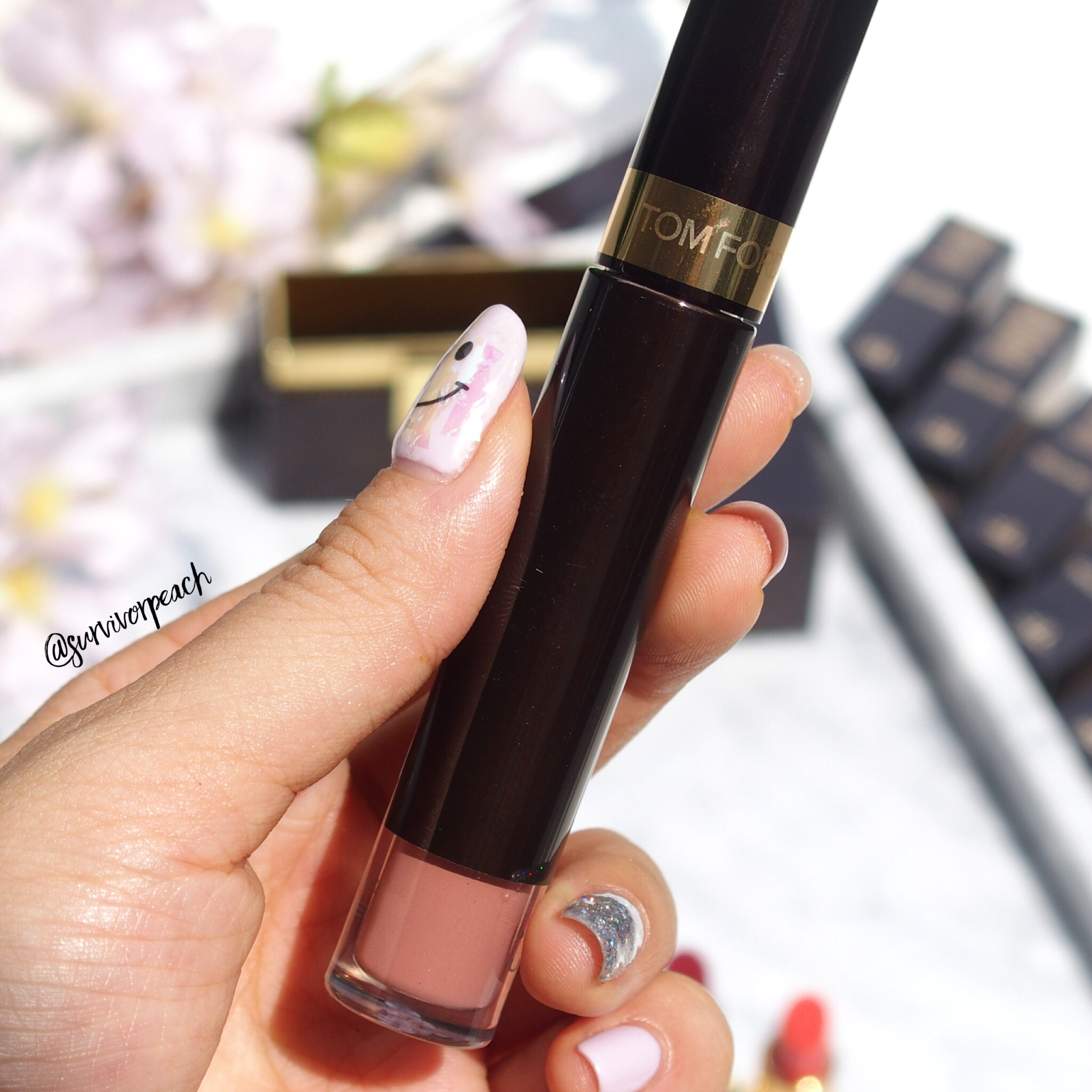 Tomford Lip Lacquer Liquid Matte in shade Universal Appeal