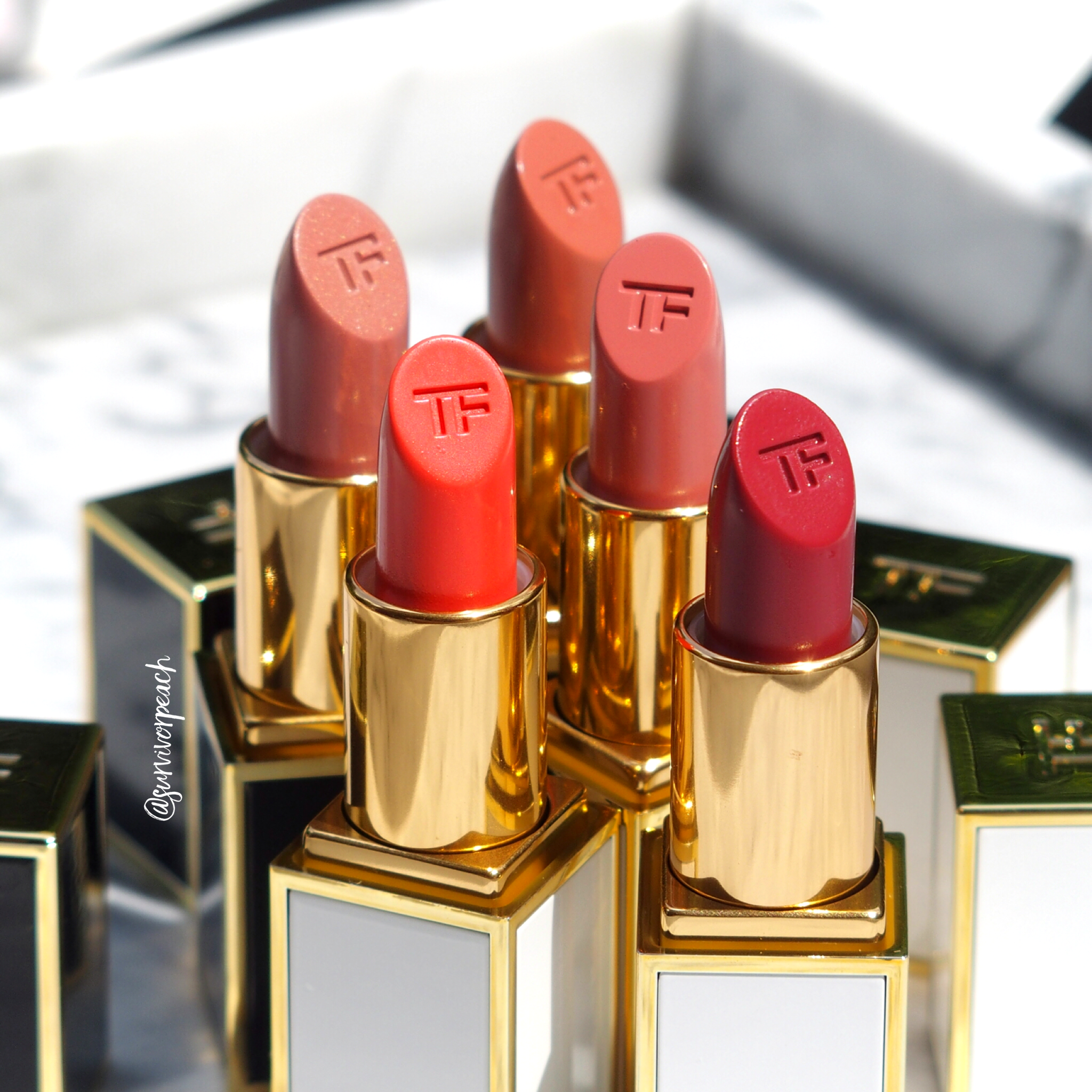 Tomford Lips and Boys&Girls