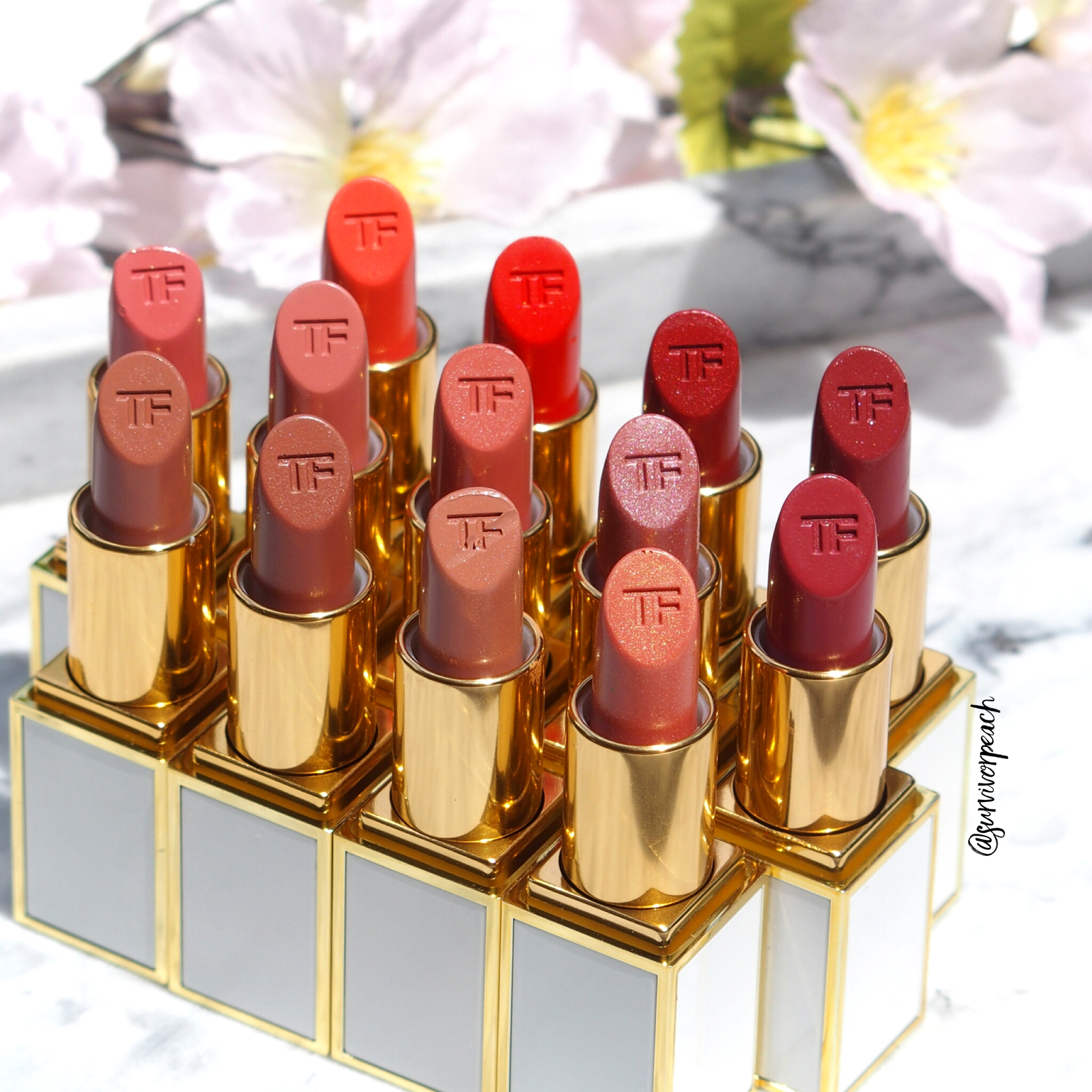 Tomford Lips and Girls