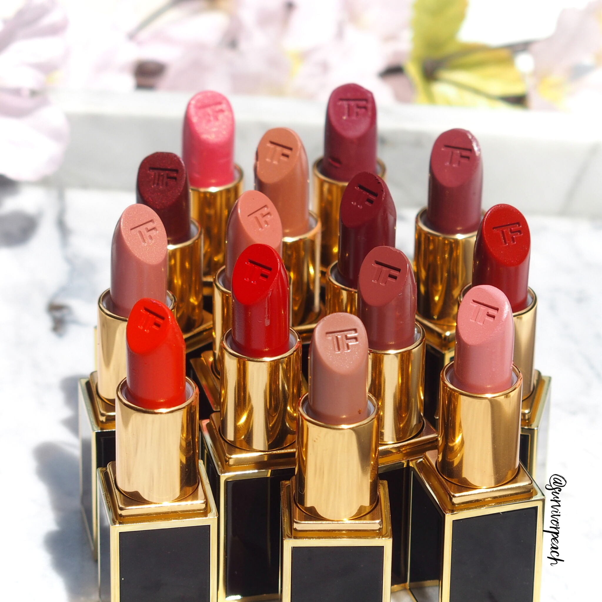 Tomford Lips and Boys