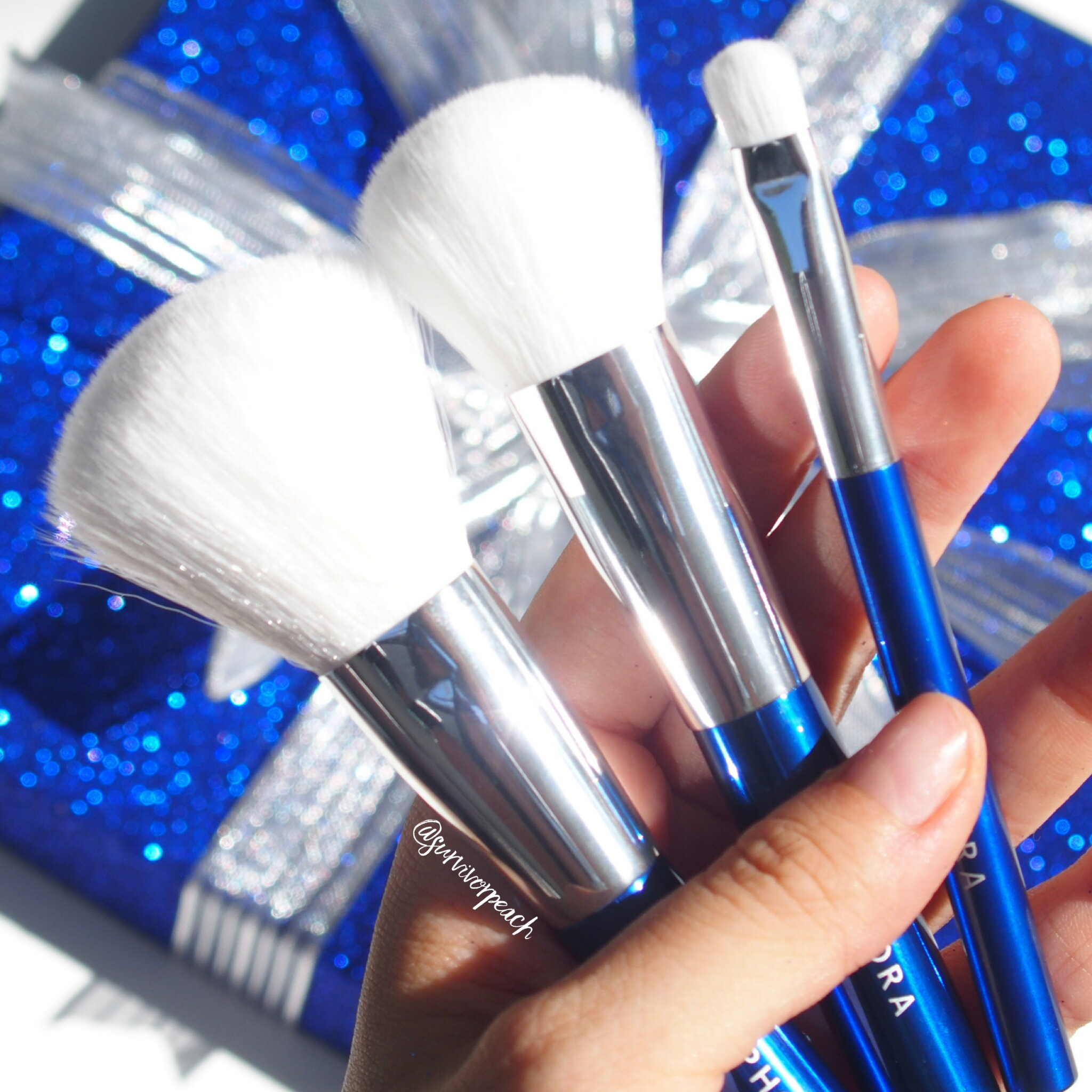 Sephora Collection Once Upon A Night - Mini Brush Set