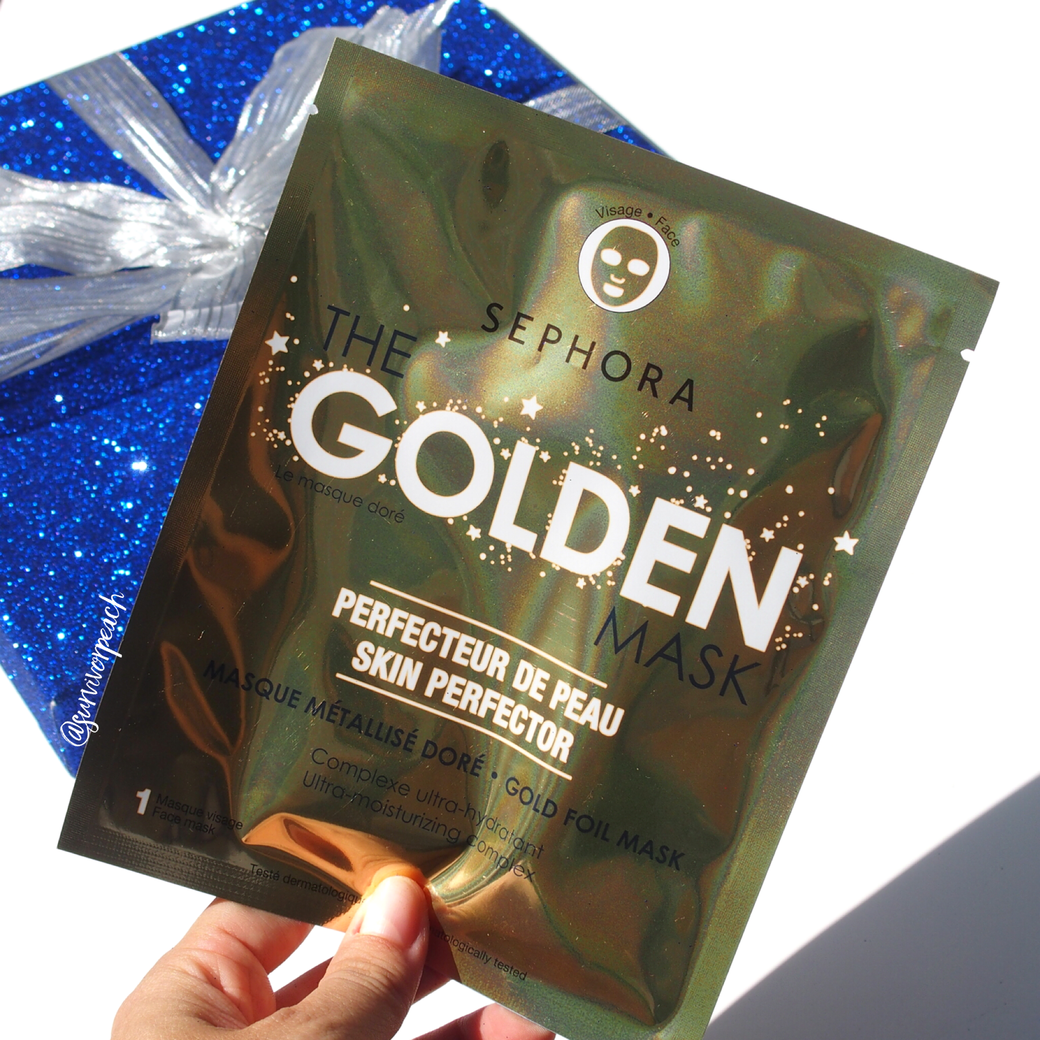 Sephora Collection Hero Mask - Foil Mask (Limited Edition 2018)