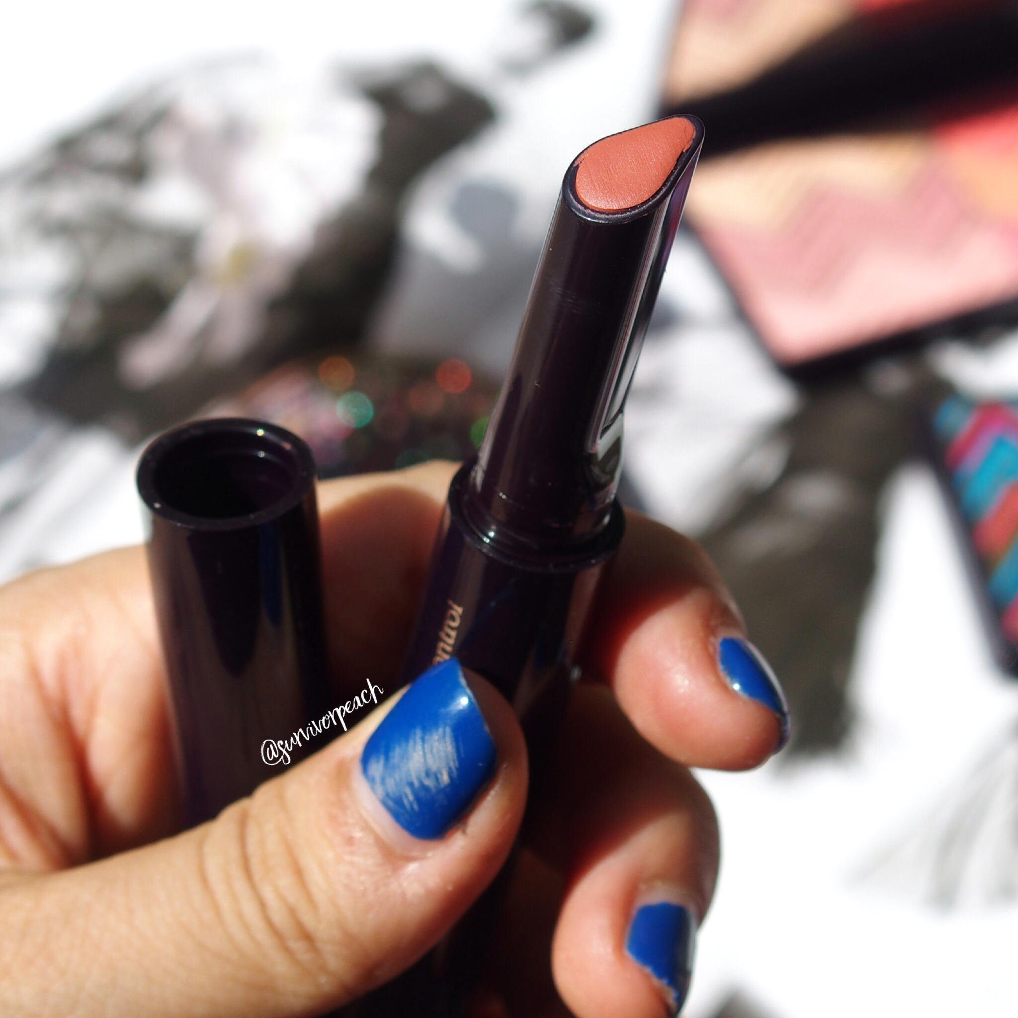 Rouge Expert Click sticks in #12 Naked Nectar.
