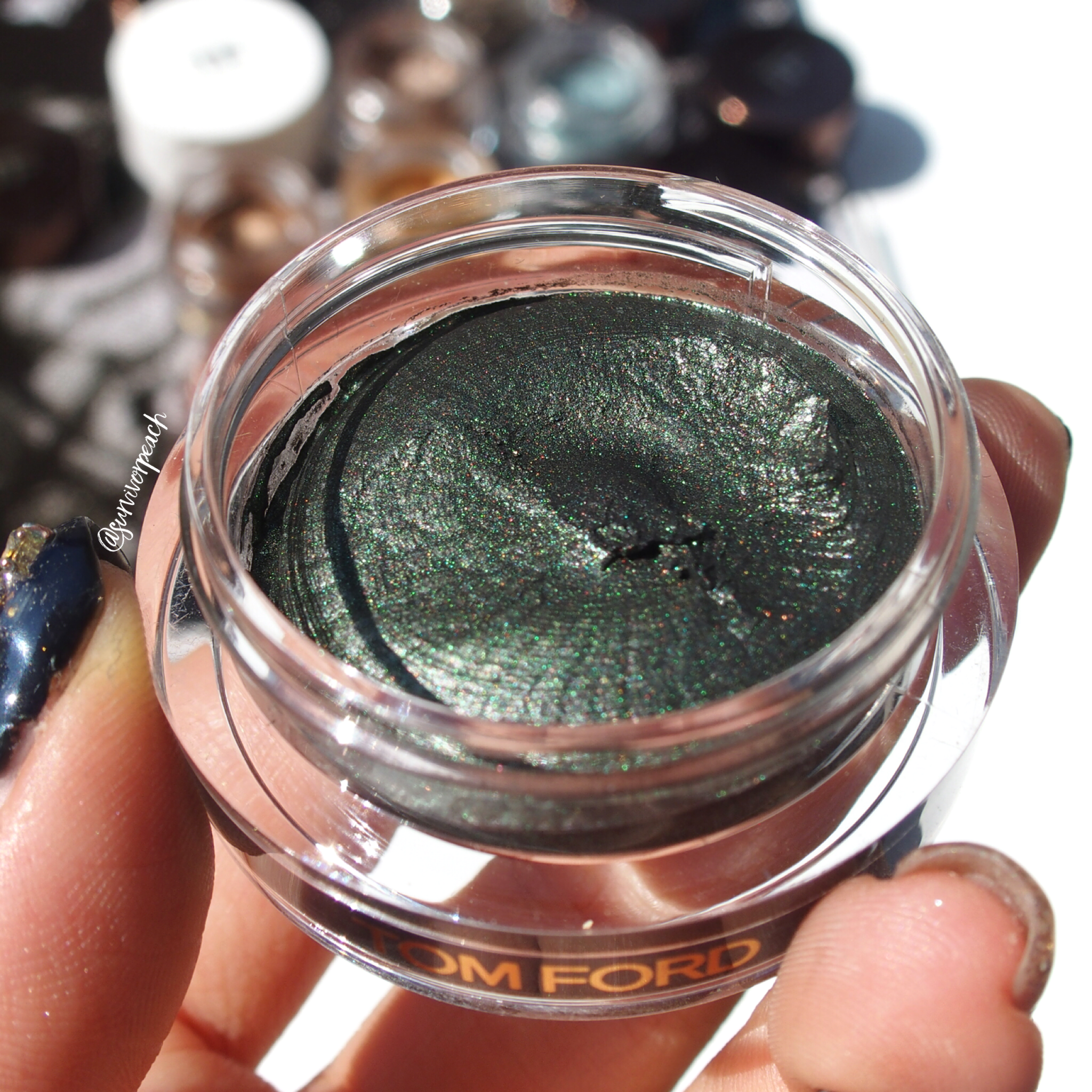 Tom Ford Creme Color for Eyes - Emerald Isles