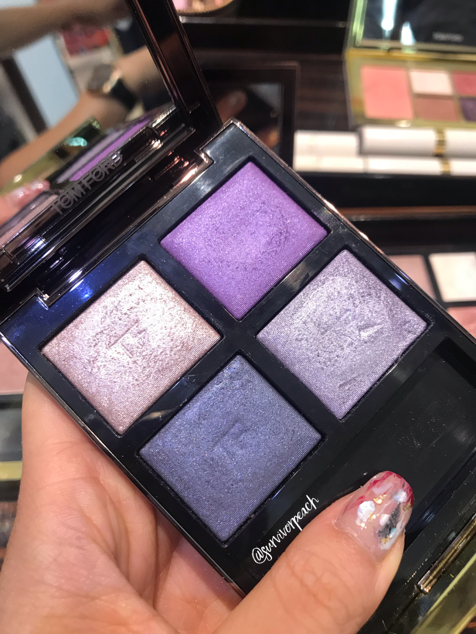 Tom Ford Eye Quad in 28 Day Dream