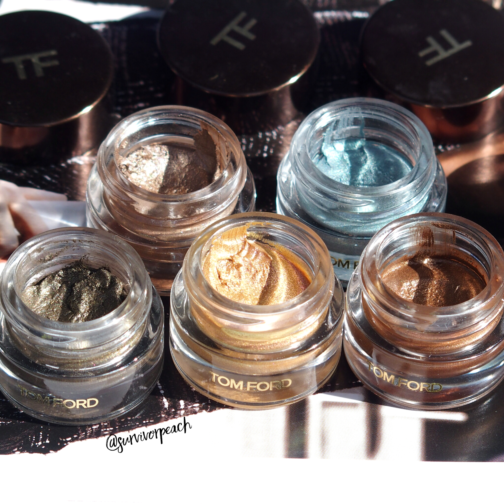 Tom Ford Creme Color for Eyes