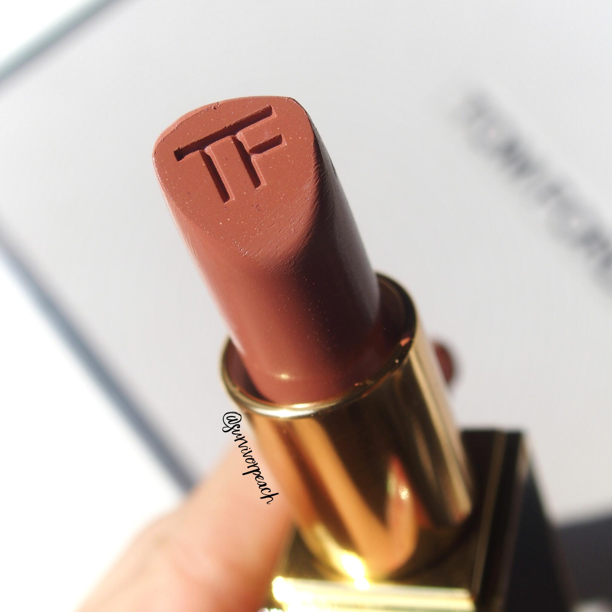 Tom Ford Lipsticks in Autoerotique
