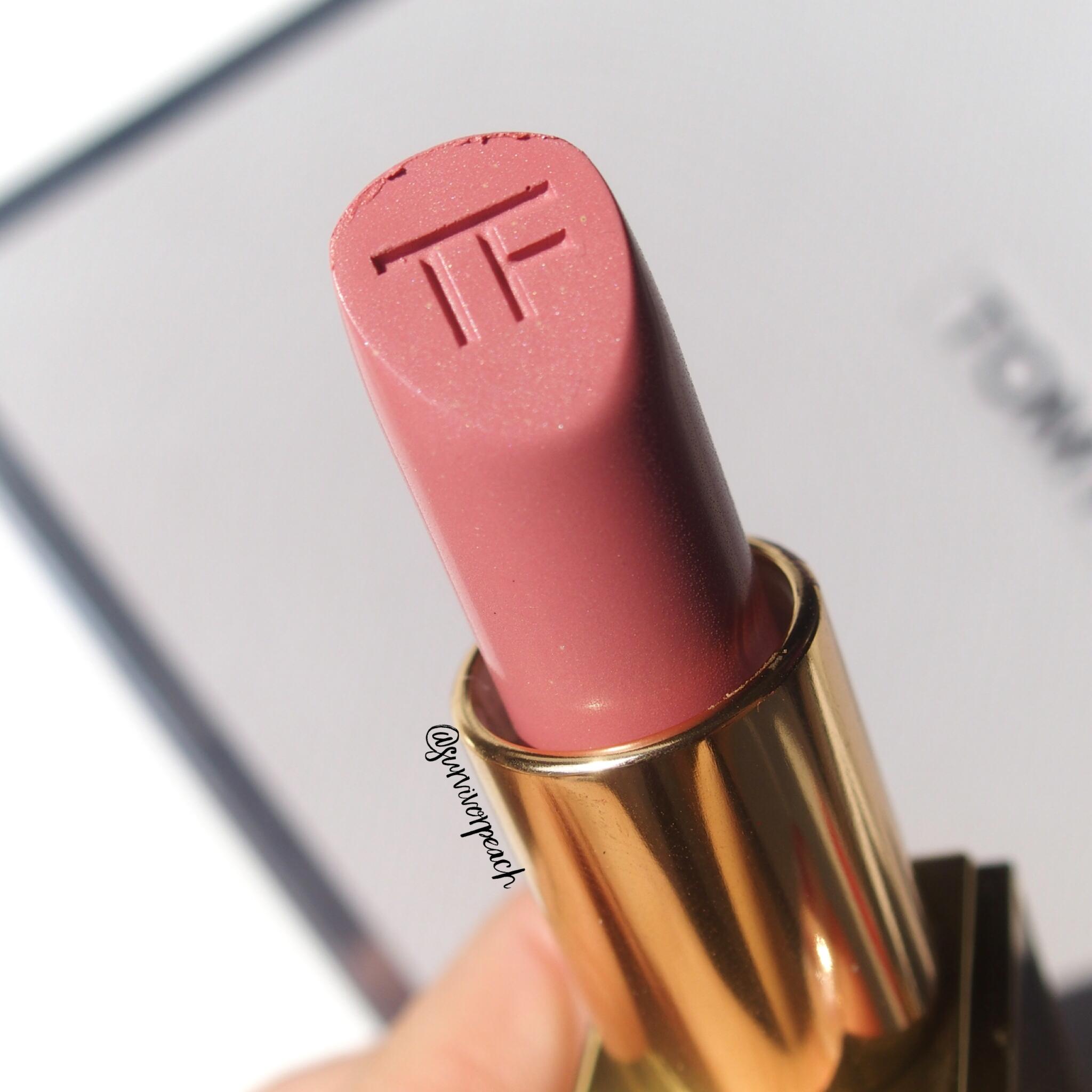 Tom Ford Lipsticks in Paper Doll