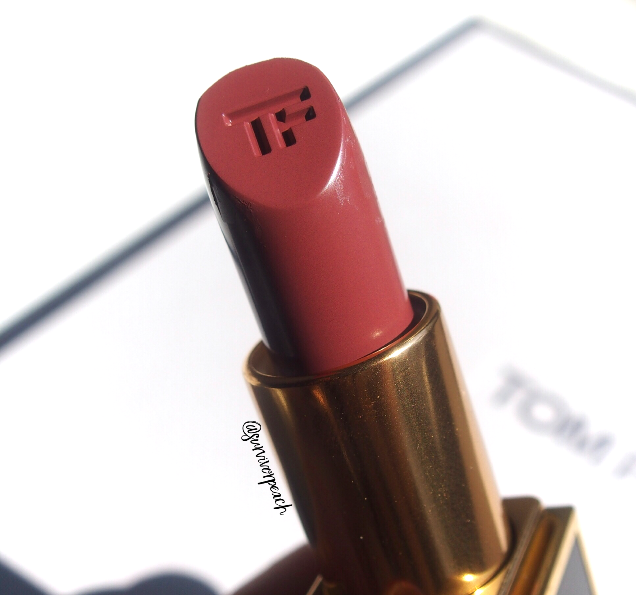 Tom Ford Lips and Boys in Nicholas