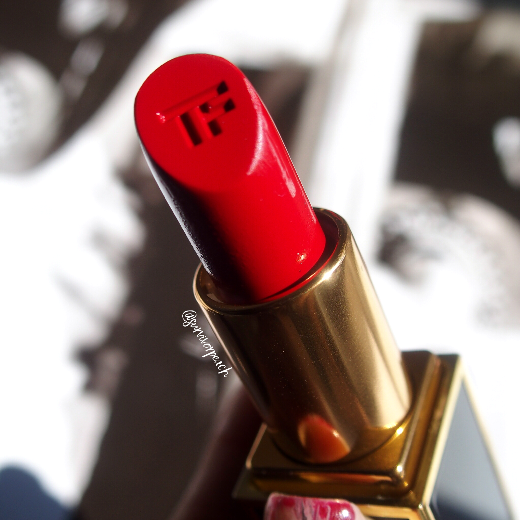 Tom Ford Lips and Boys in Dylan