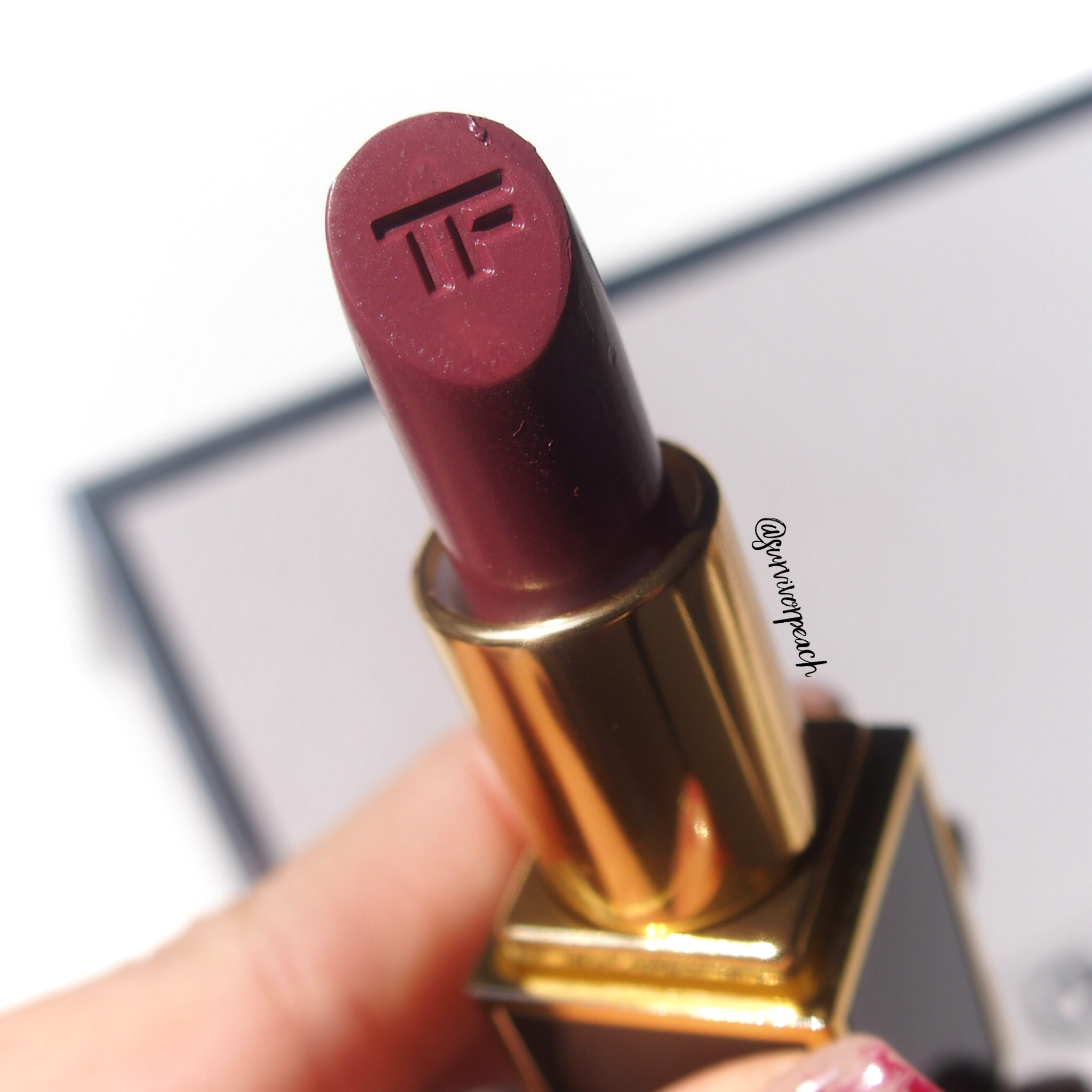 Tom Ford Lips and Boys in Mitchell