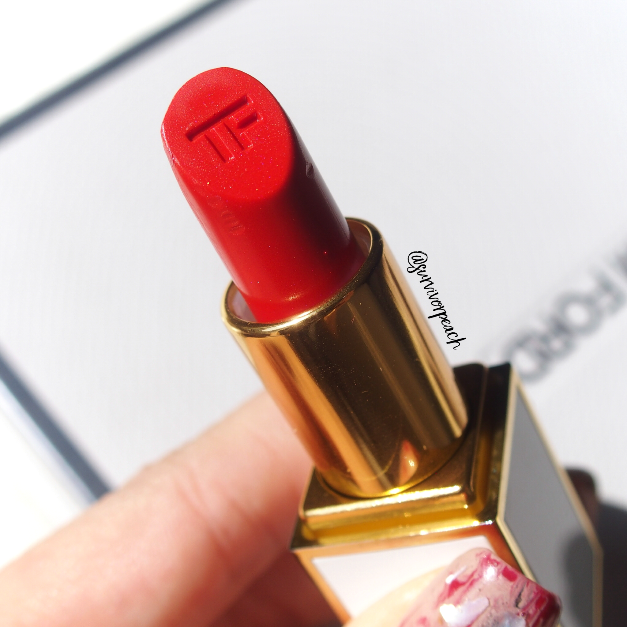 Tom Ford Lips and Girls in Gala
