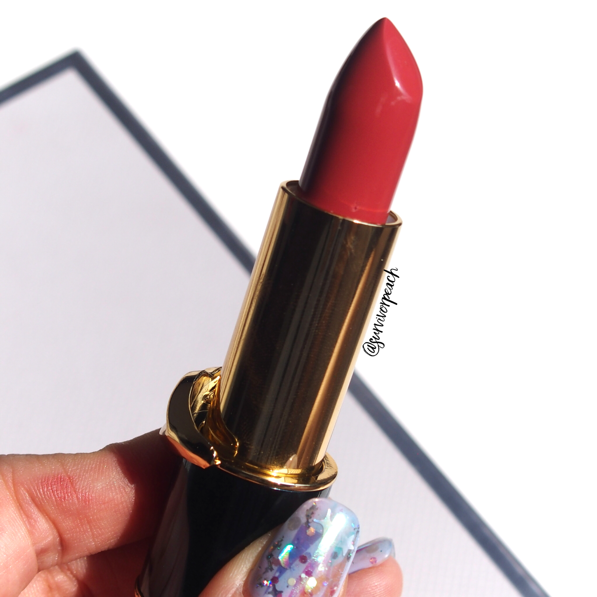 Pat McGrath Labs Luxe Trance Lipsticks in shade Tropicalia