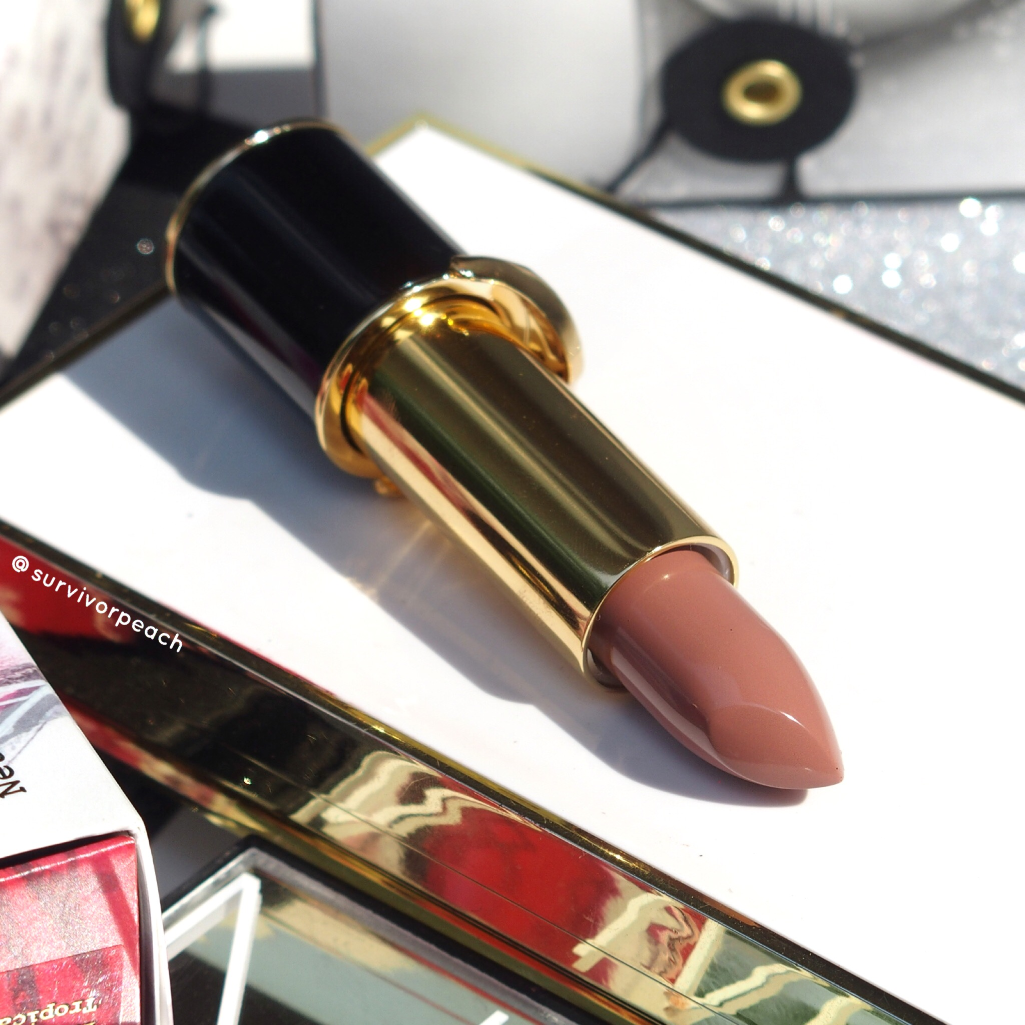 Pat McGrath Labs Luxe Trance Lipsticks in shade Donatella