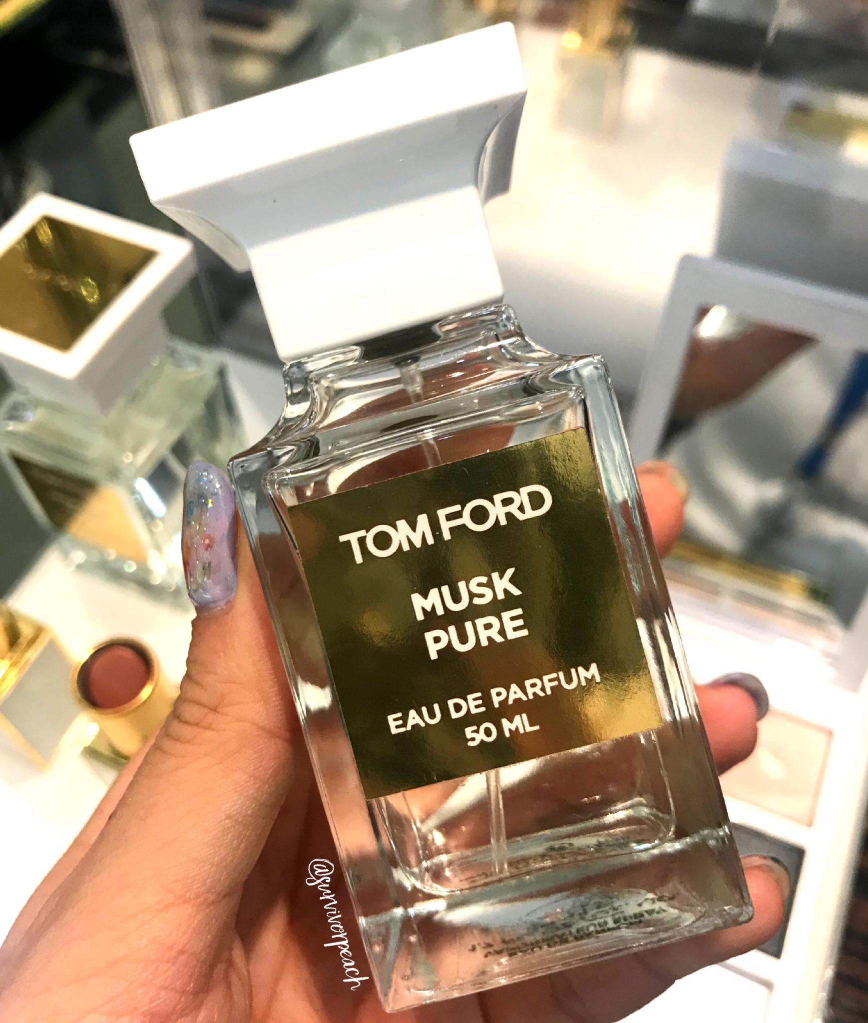 Tom Ford Musk Pure Eau De Parfum