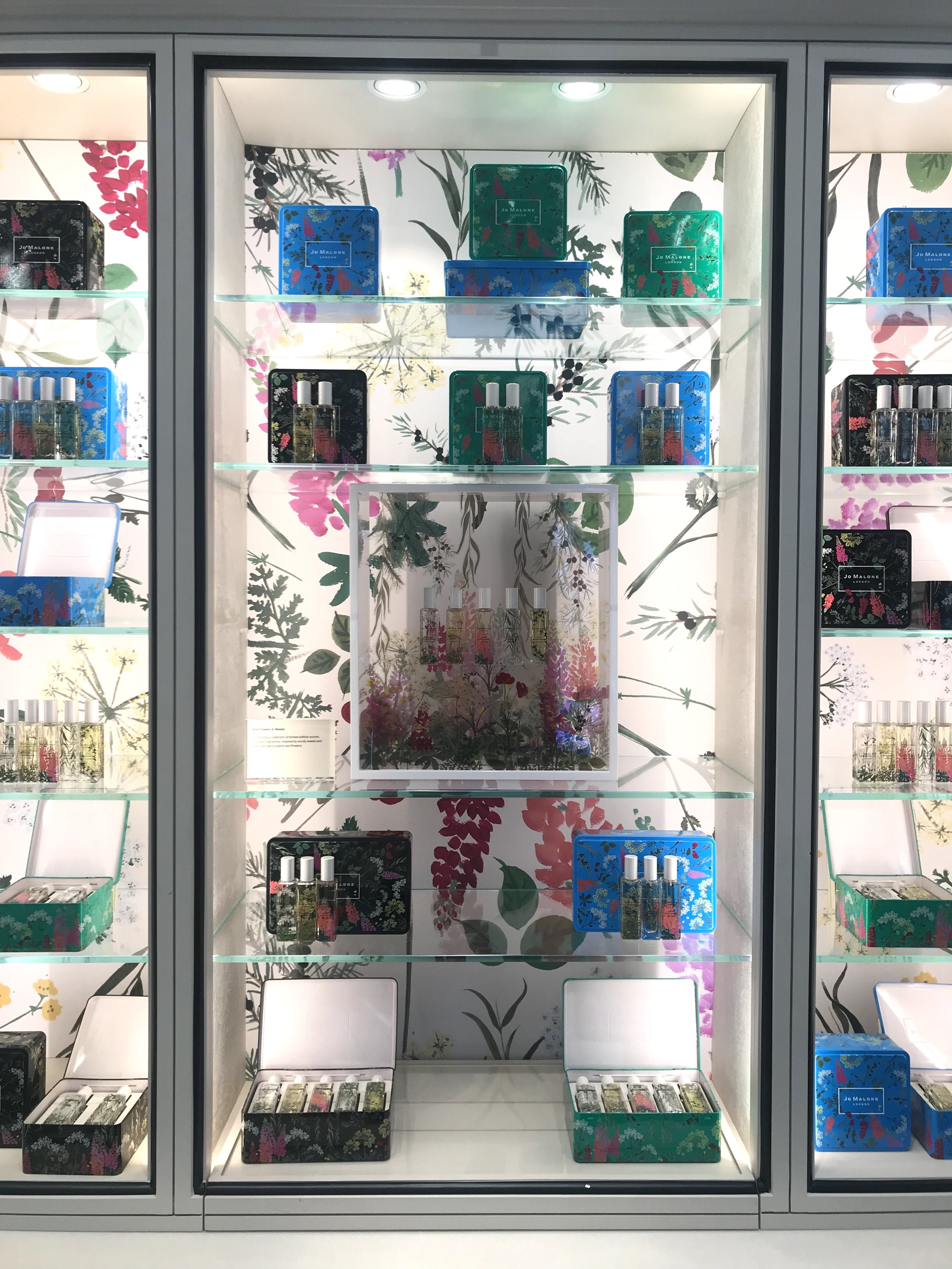 Jo Malone Wild Flowers & Weeds collection