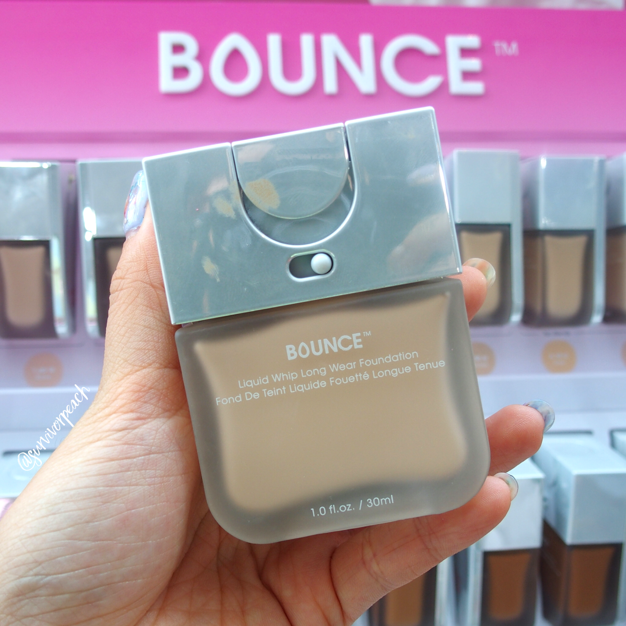 Beauty Blender Bounce foundation