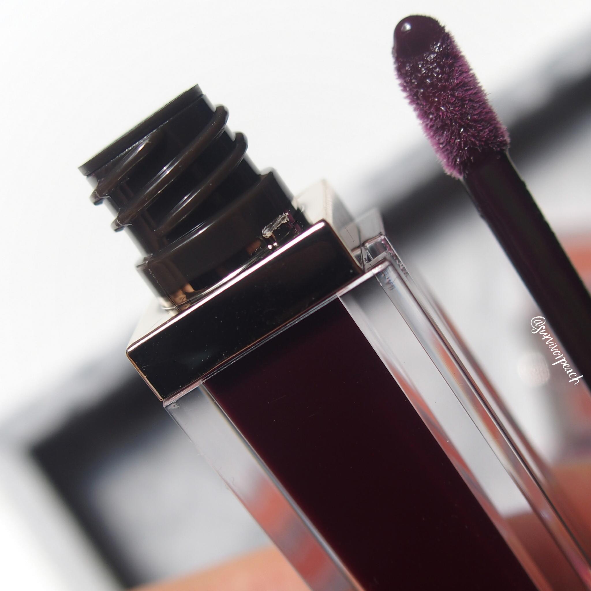 Jouer Sheer Pigment Lipgloss in shades Via Condotti.