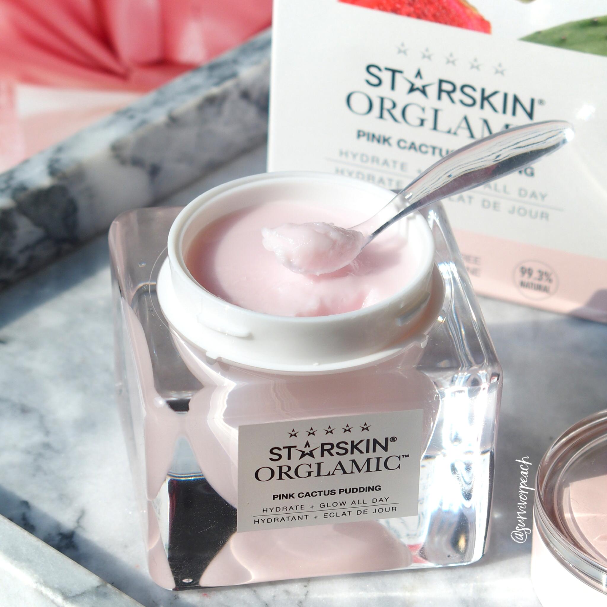 Starskin Orglamic™ Pink Cactus Pudding