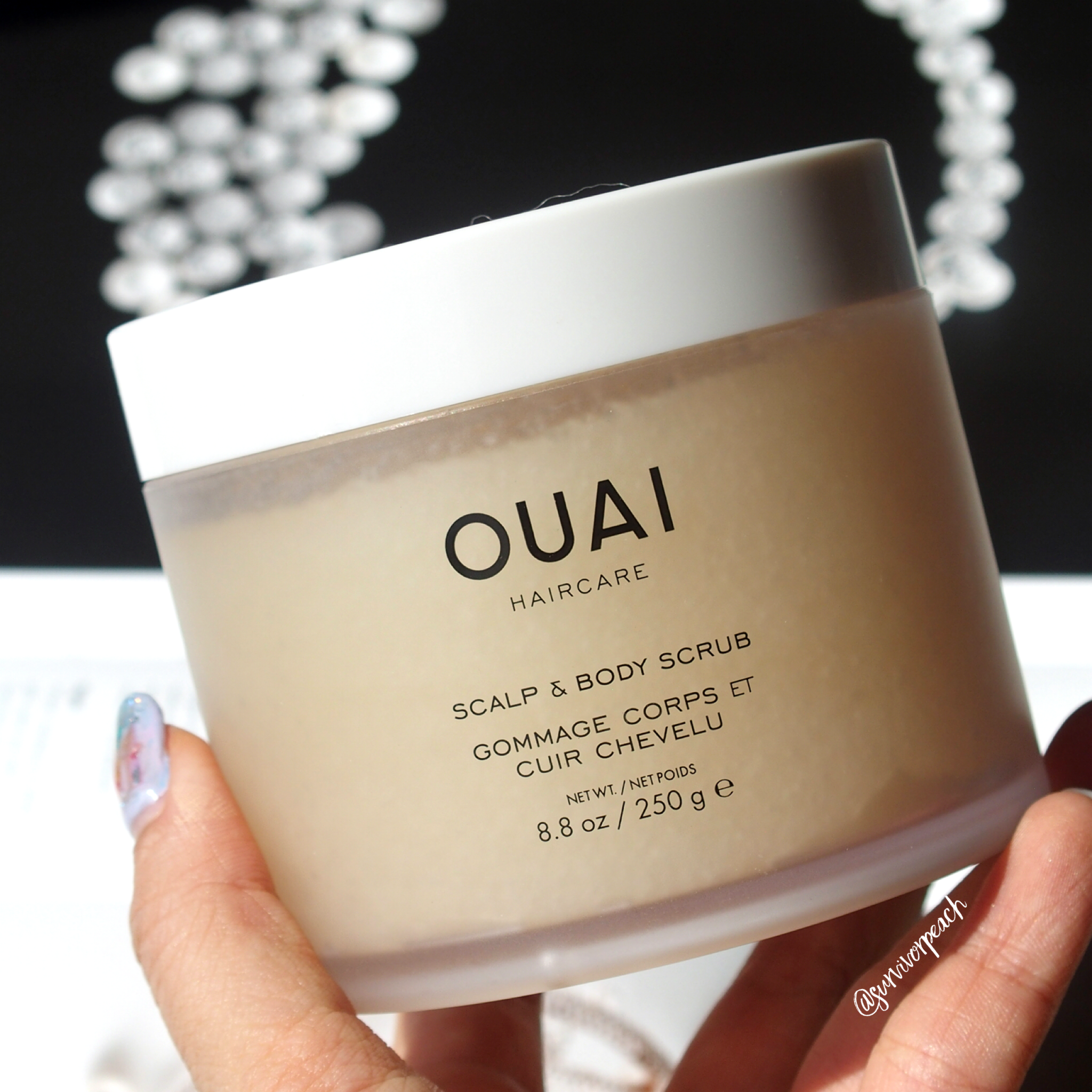 Ouai Scalp & Body Scub