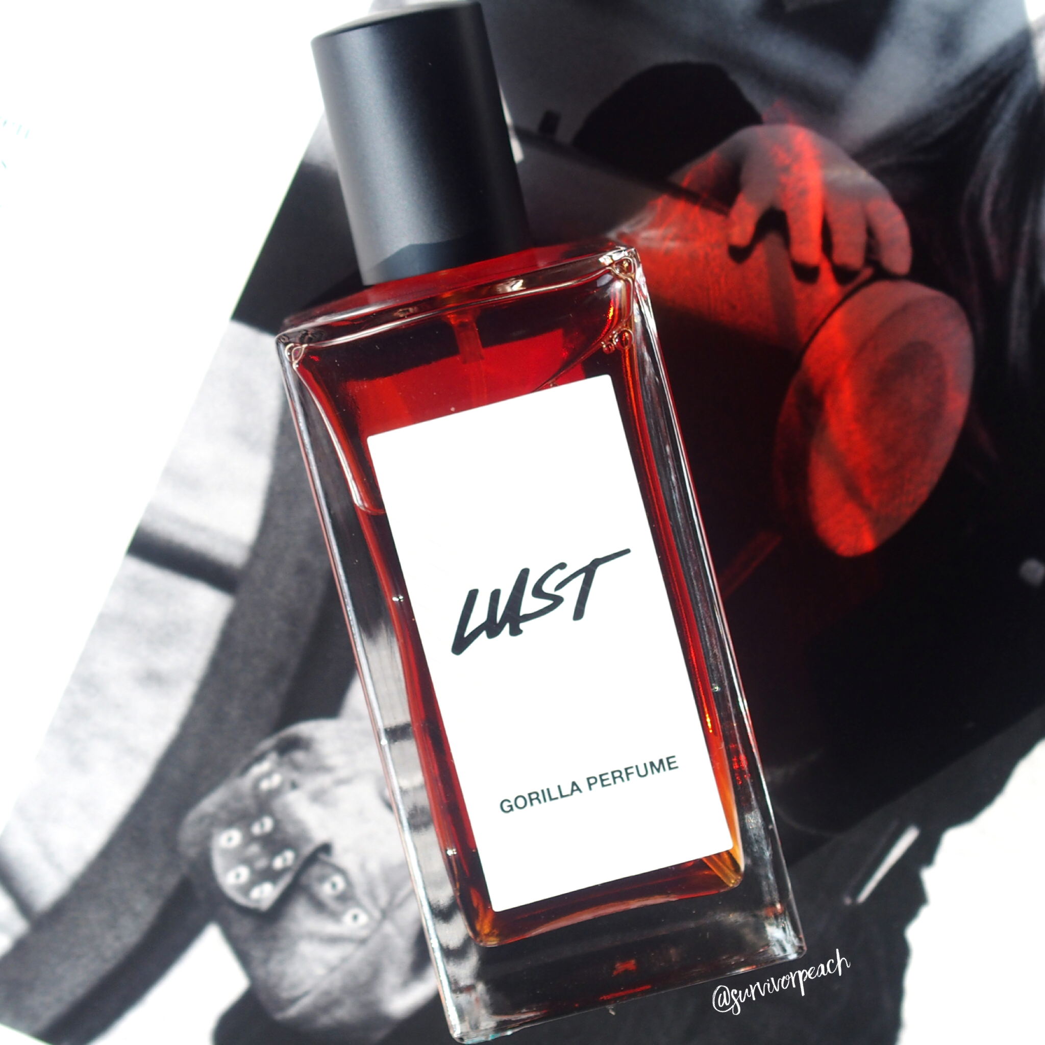 Lush Lust Gorilla Perfume