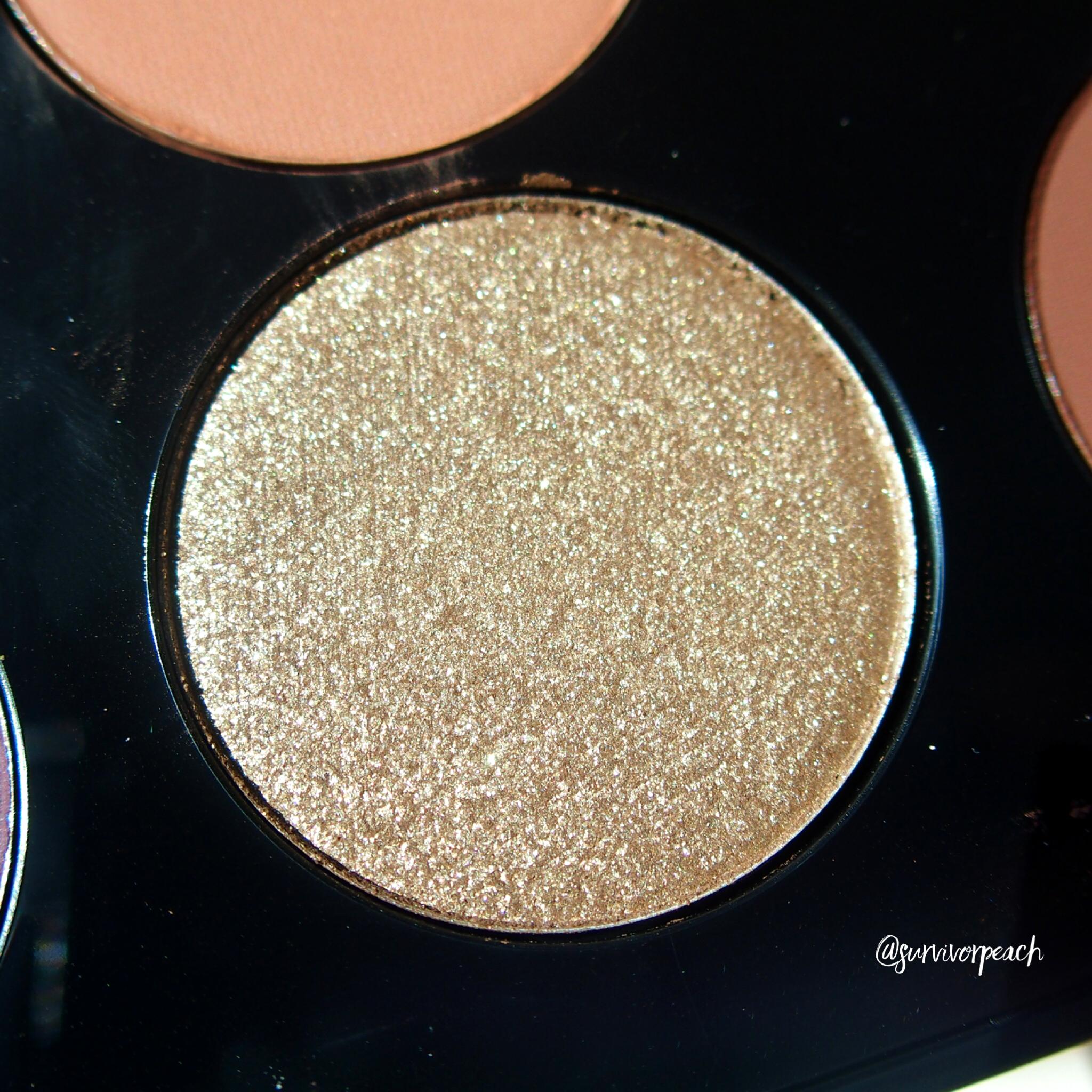 Pat McGrath Labs Bronze Seduction Palette: Astral Luna Gold
