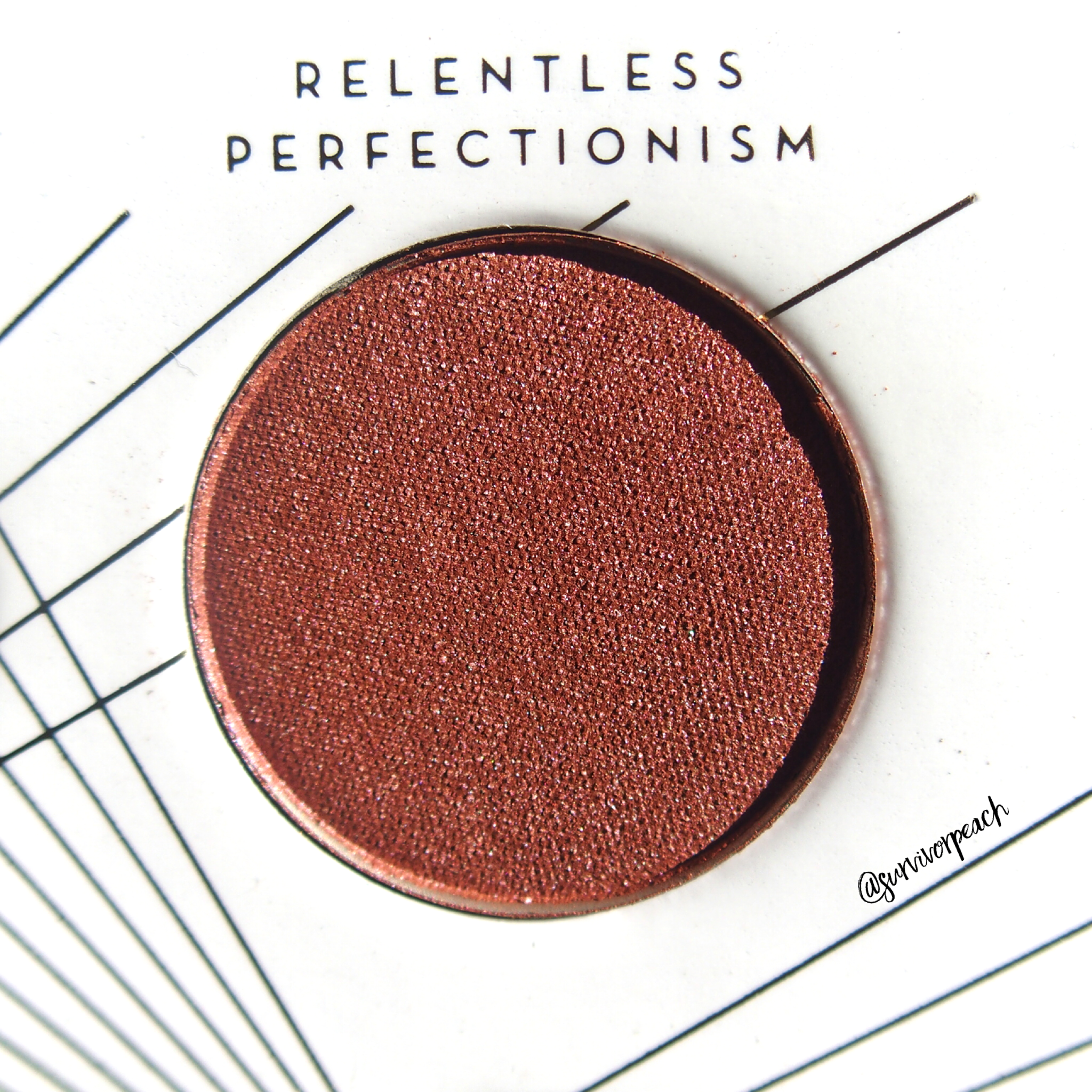 Zoeva Screen Queen Eyeshadow palette - Relentless Perfectionism