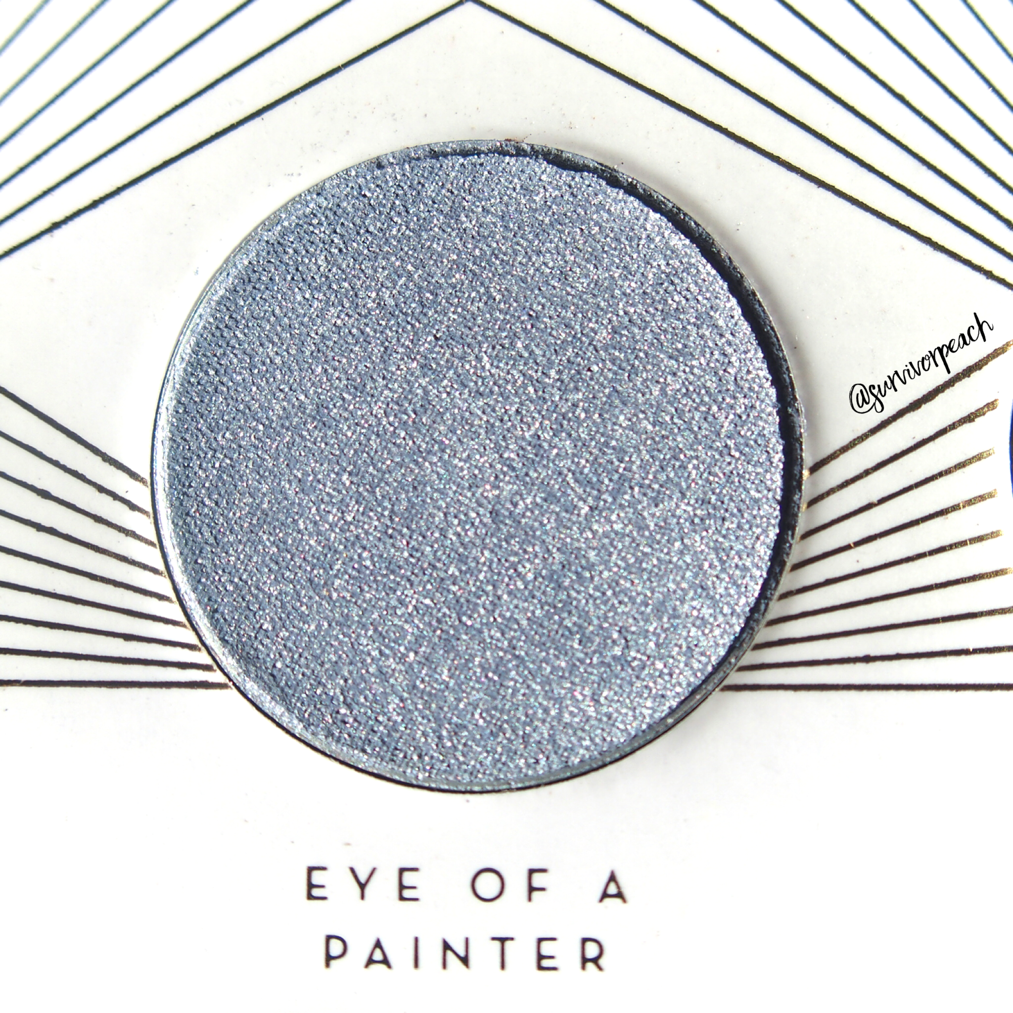 Zoeva Screen Queen Eyeshadow palette - Eye of a Painter