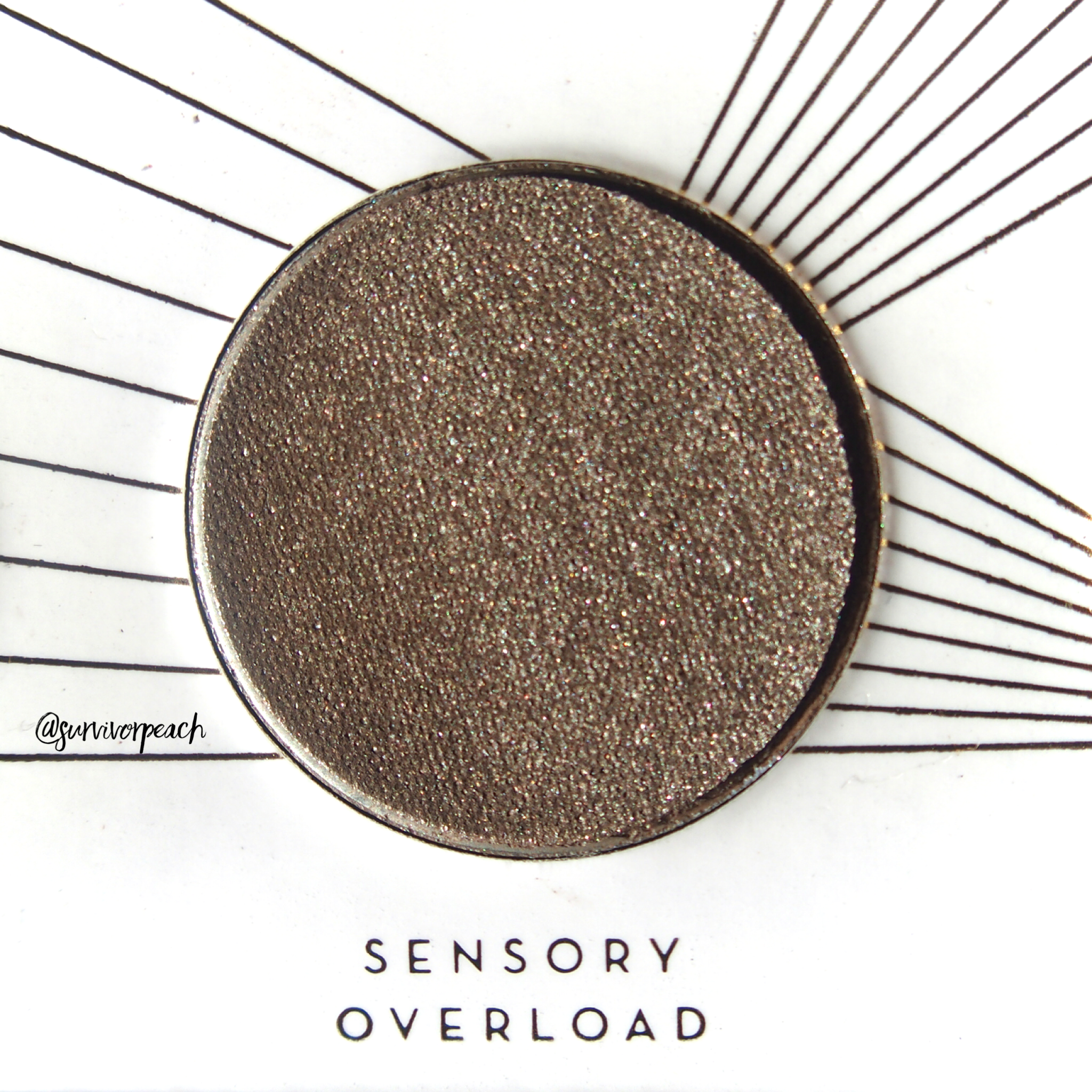 Zoeva Screen Queen Eyeshadow palette - Sensory Overload