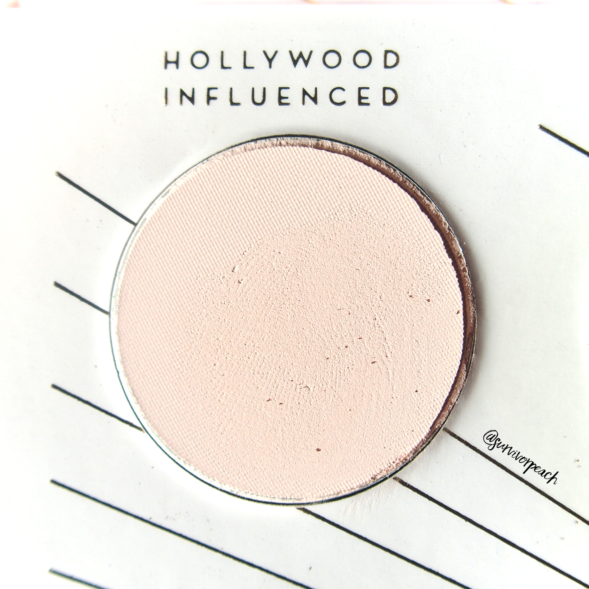 Zoeva Screen Queen Eyeshadow palette - Hollywood Influenced
