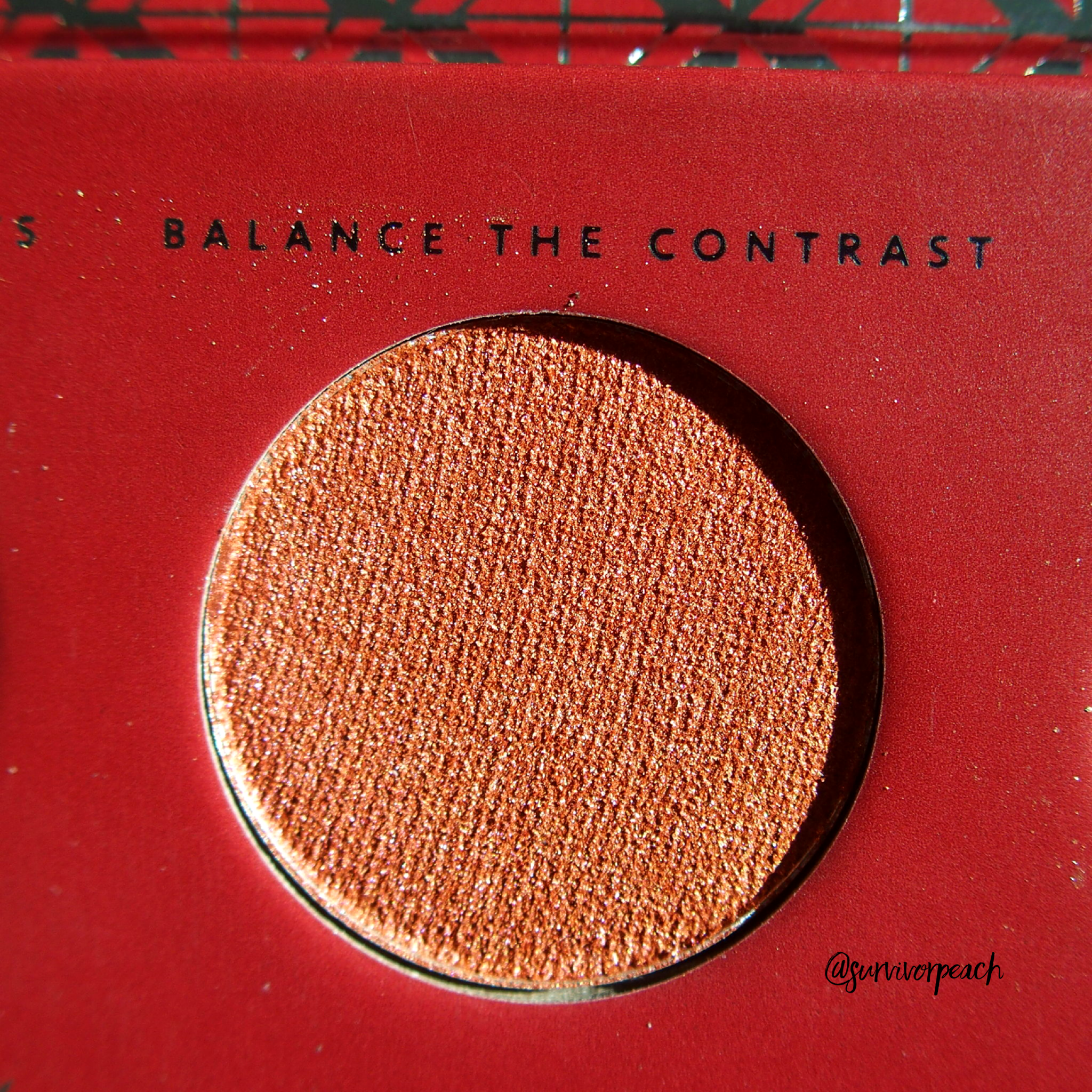 Zoeva Spice of Life Eyeshadow Palette - Balance the Contrast