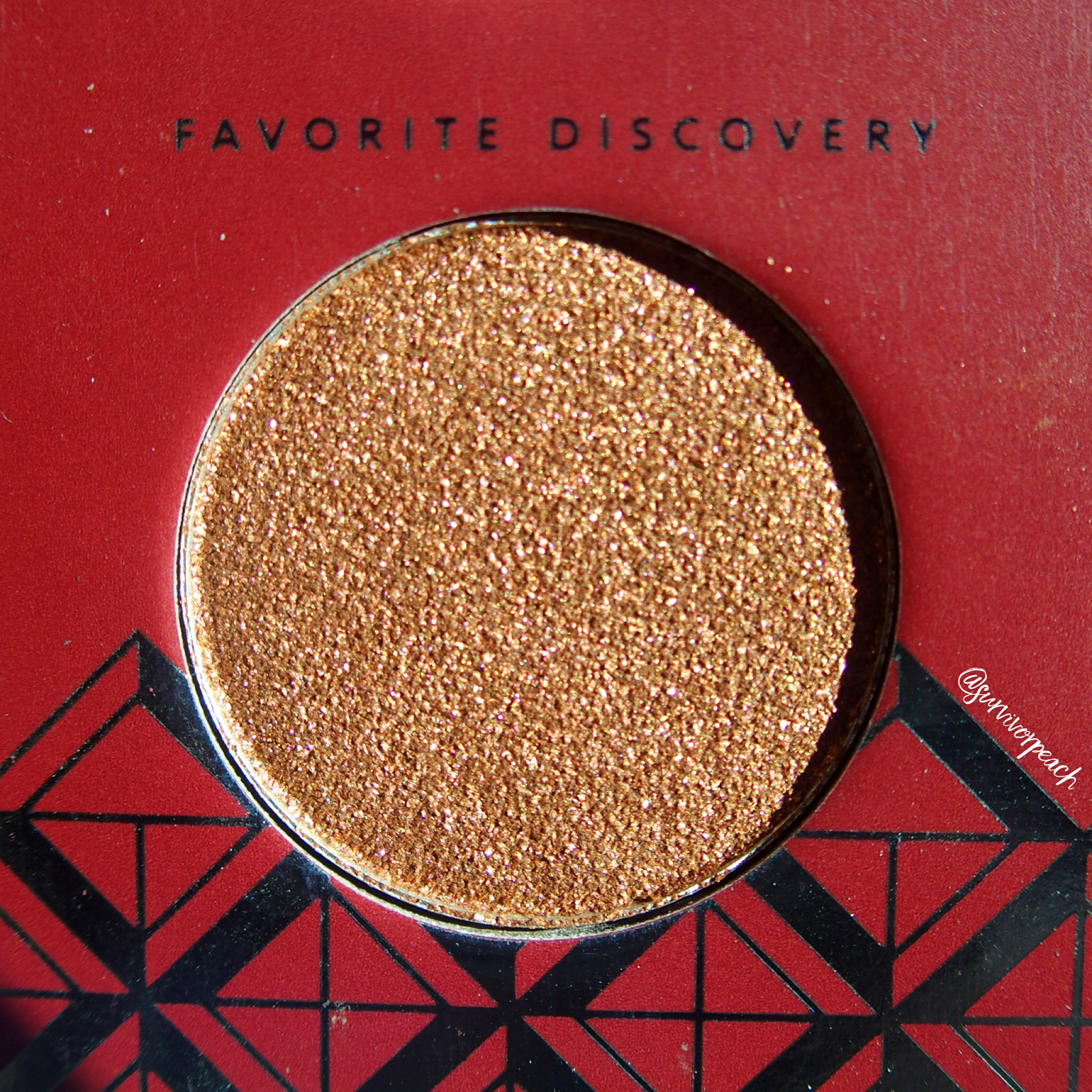 Zoeva Spice of Life Eyeshadow Palette - Favorite Discovery