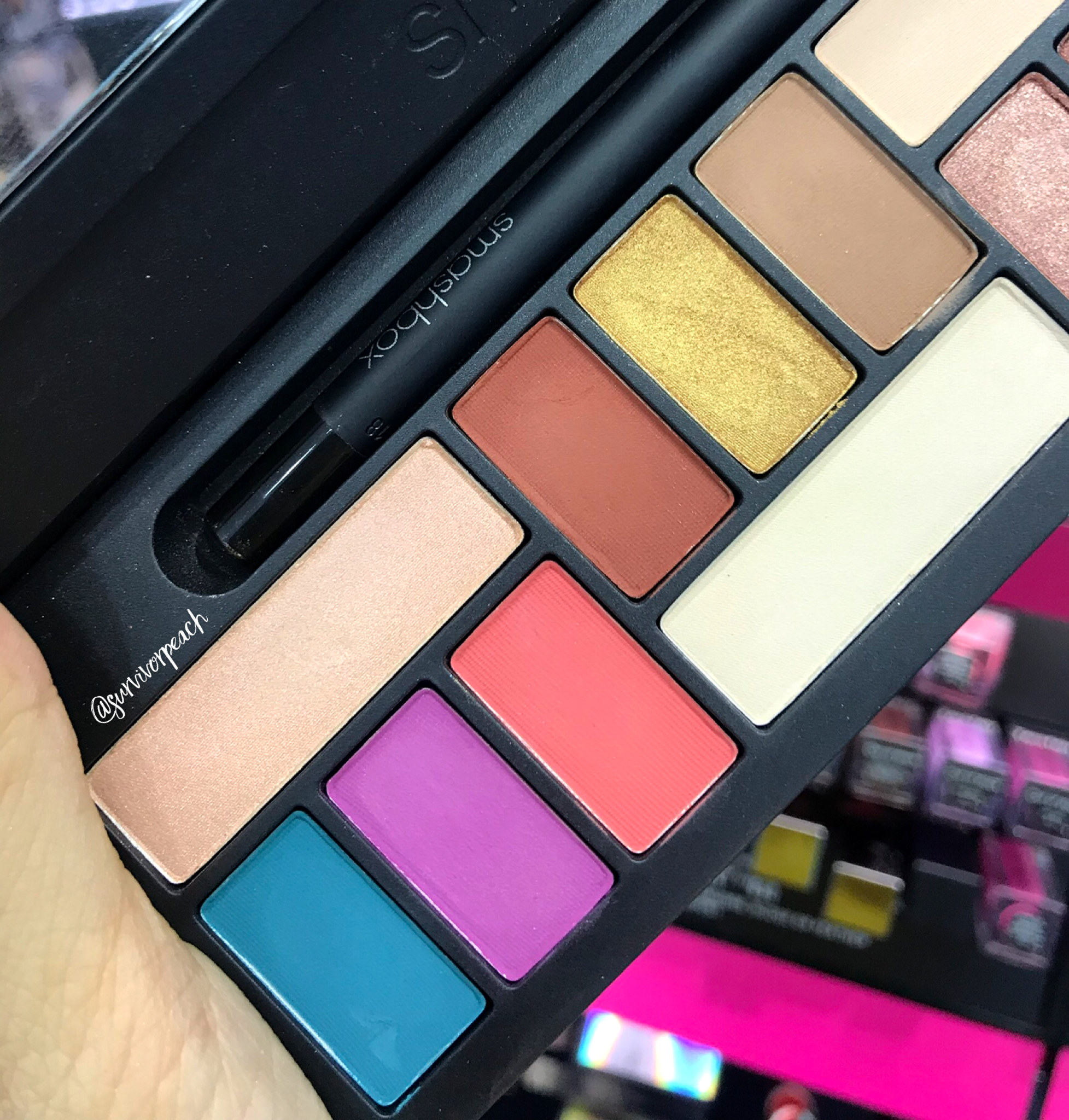 Smashbox L.A. Cover Shot Palette