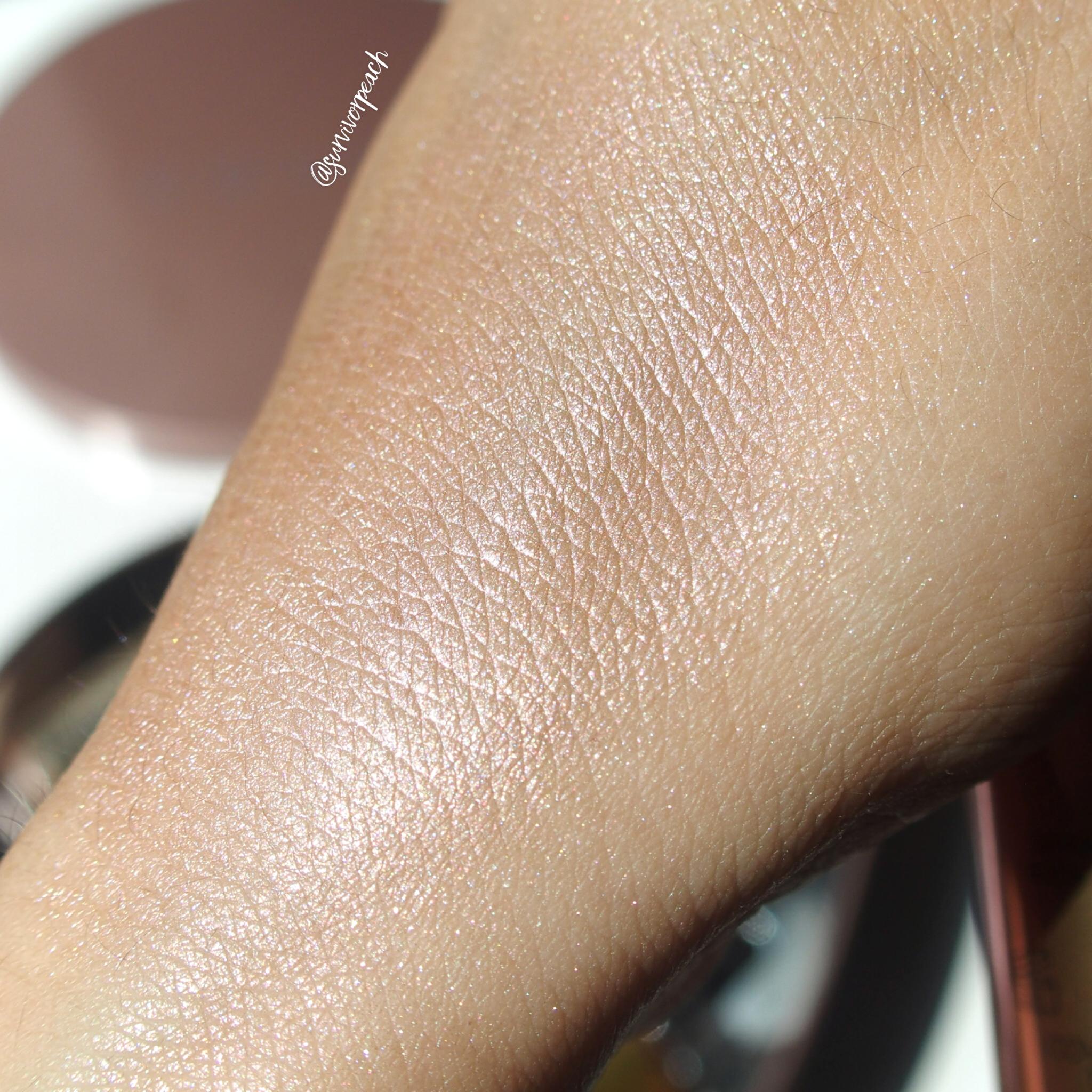 Cover FX Custom Enhancer Drops Blossom swatches