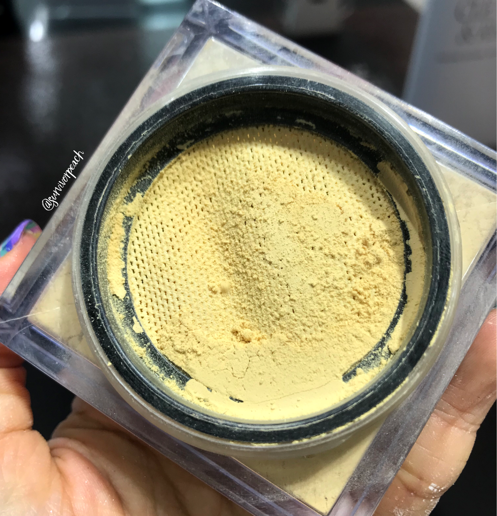 Huda Beauty Easy Bake Powder - Blondie